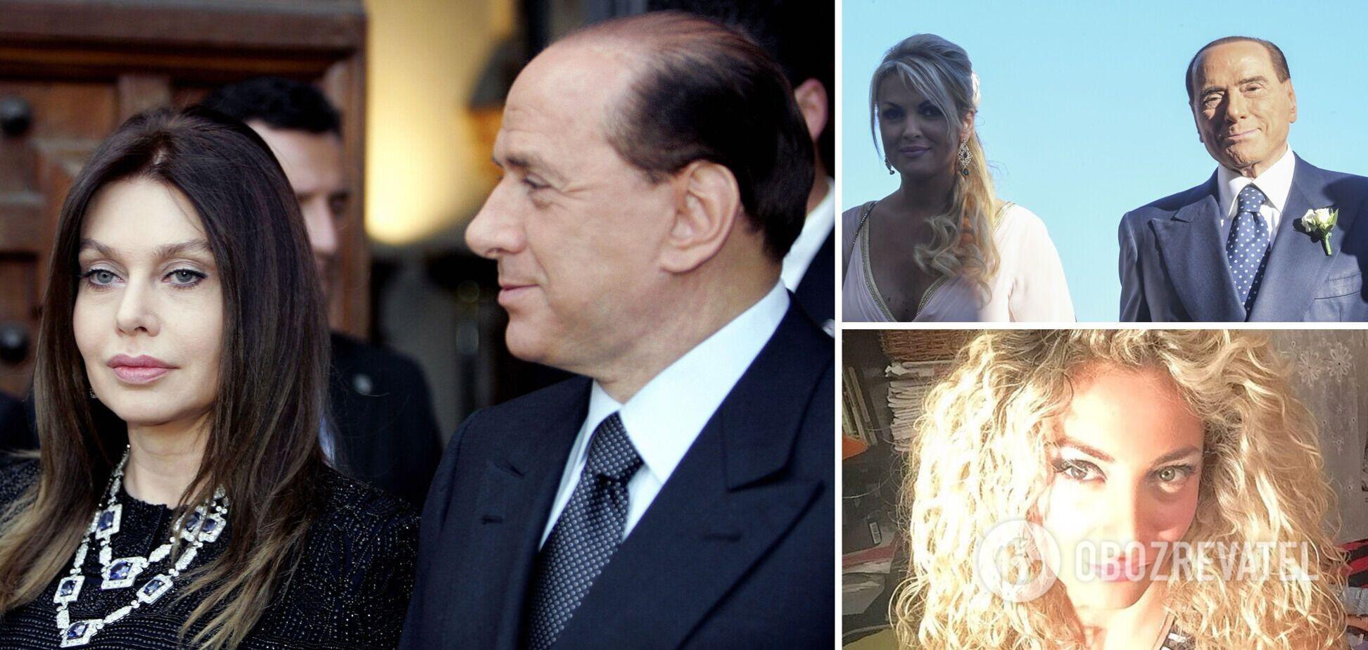 Сильвио Берлускони - женщины