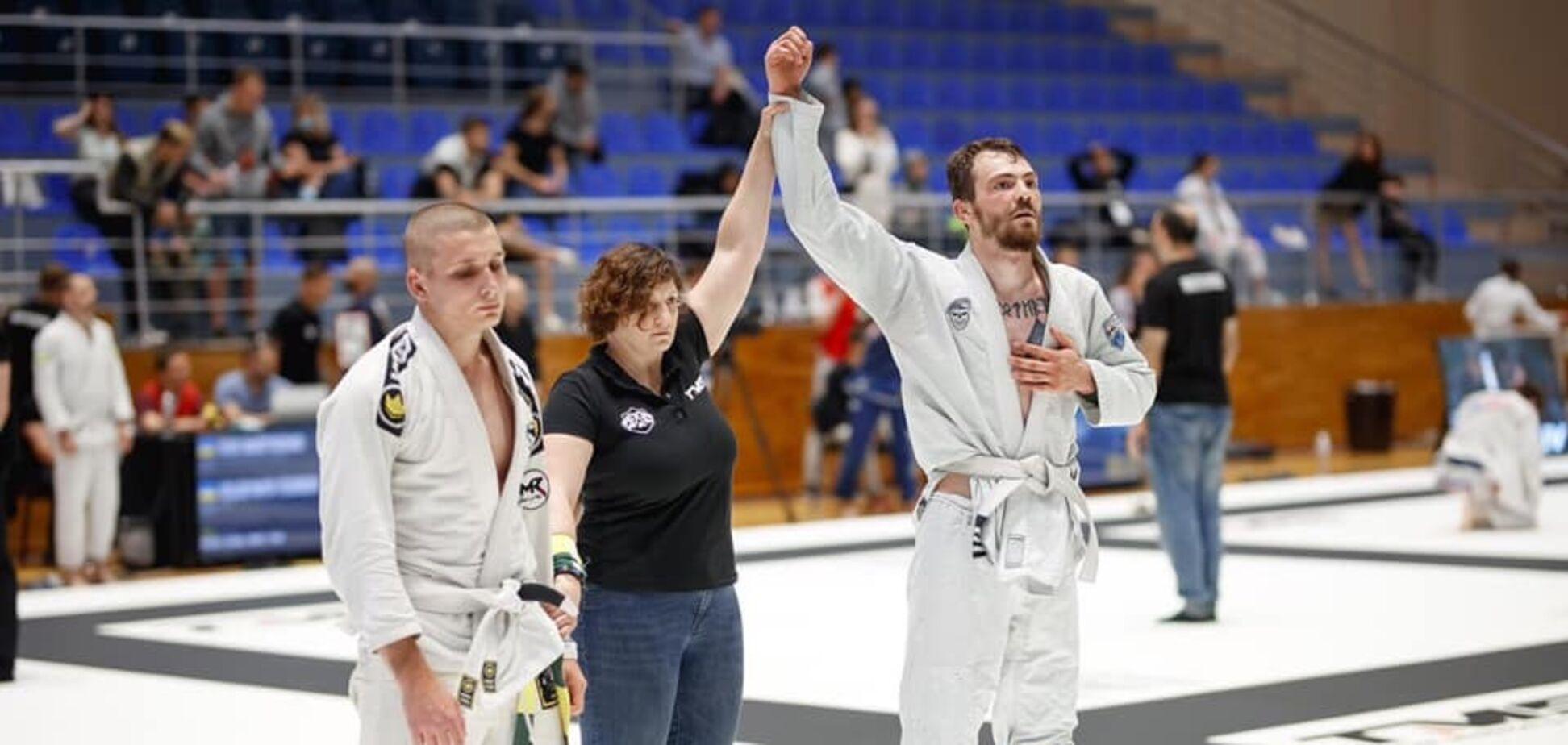 У Запоріжжі стартує великий турнір з джиу-джицу