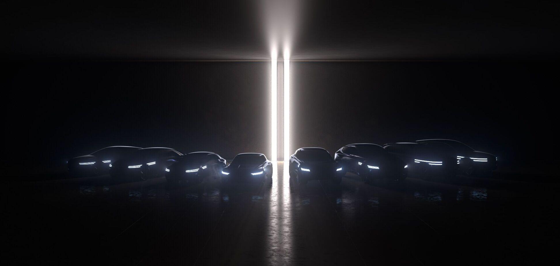 Genesis готовит восемь новых электромобилей