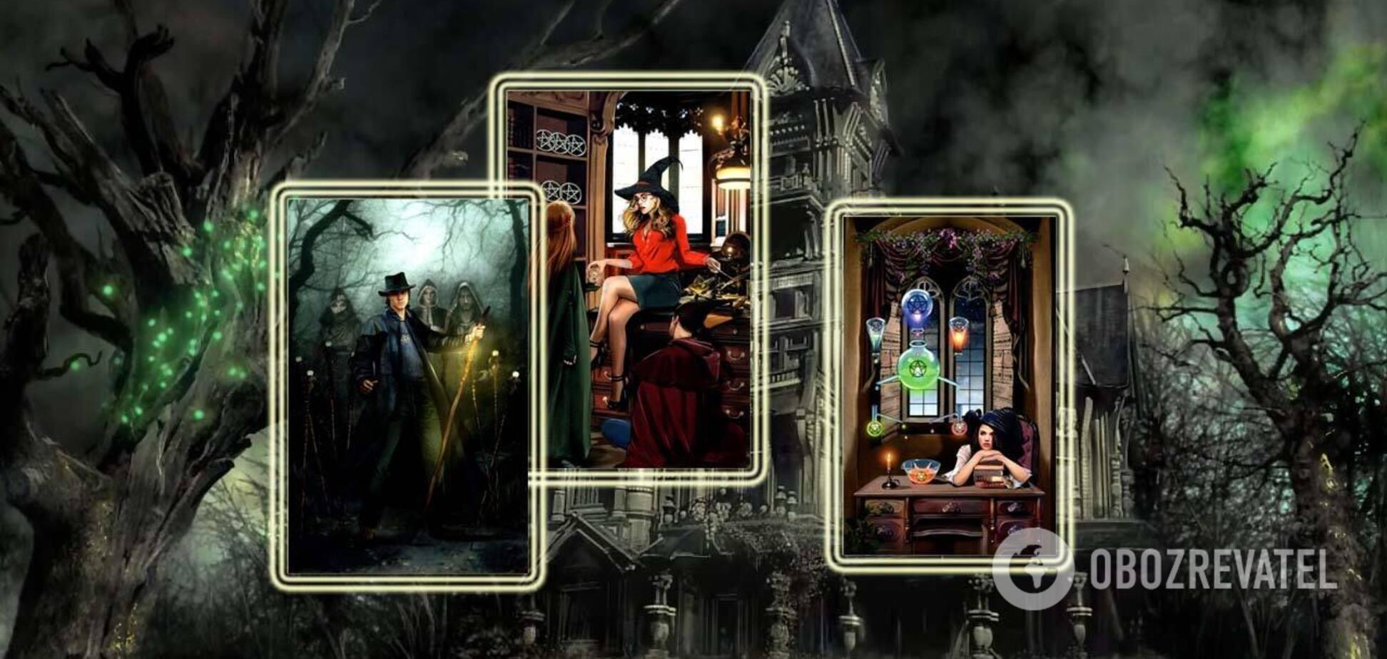 Гороскоп на 6-12 сентября на Таро Волшебников
