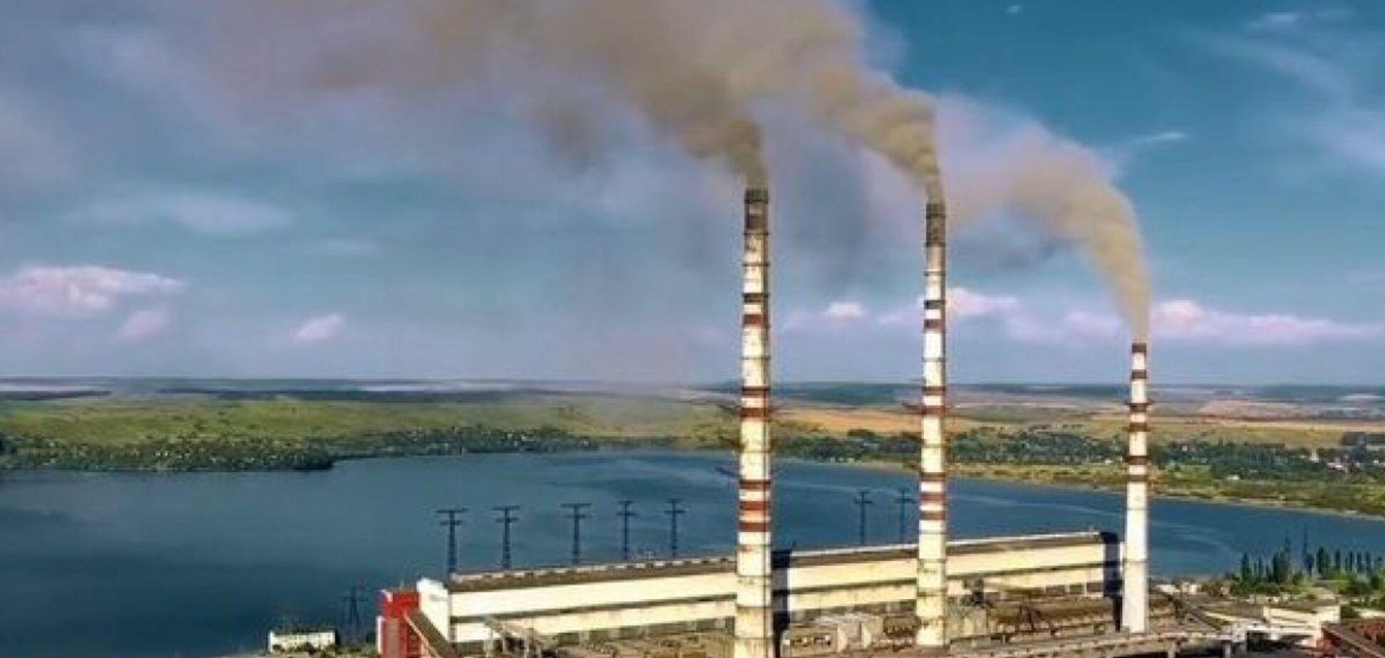 Бурштынская ТЭС работает на максимуме на фоне отсутствия угля на Калушской ТЭЦ – 'Укрэнерго'