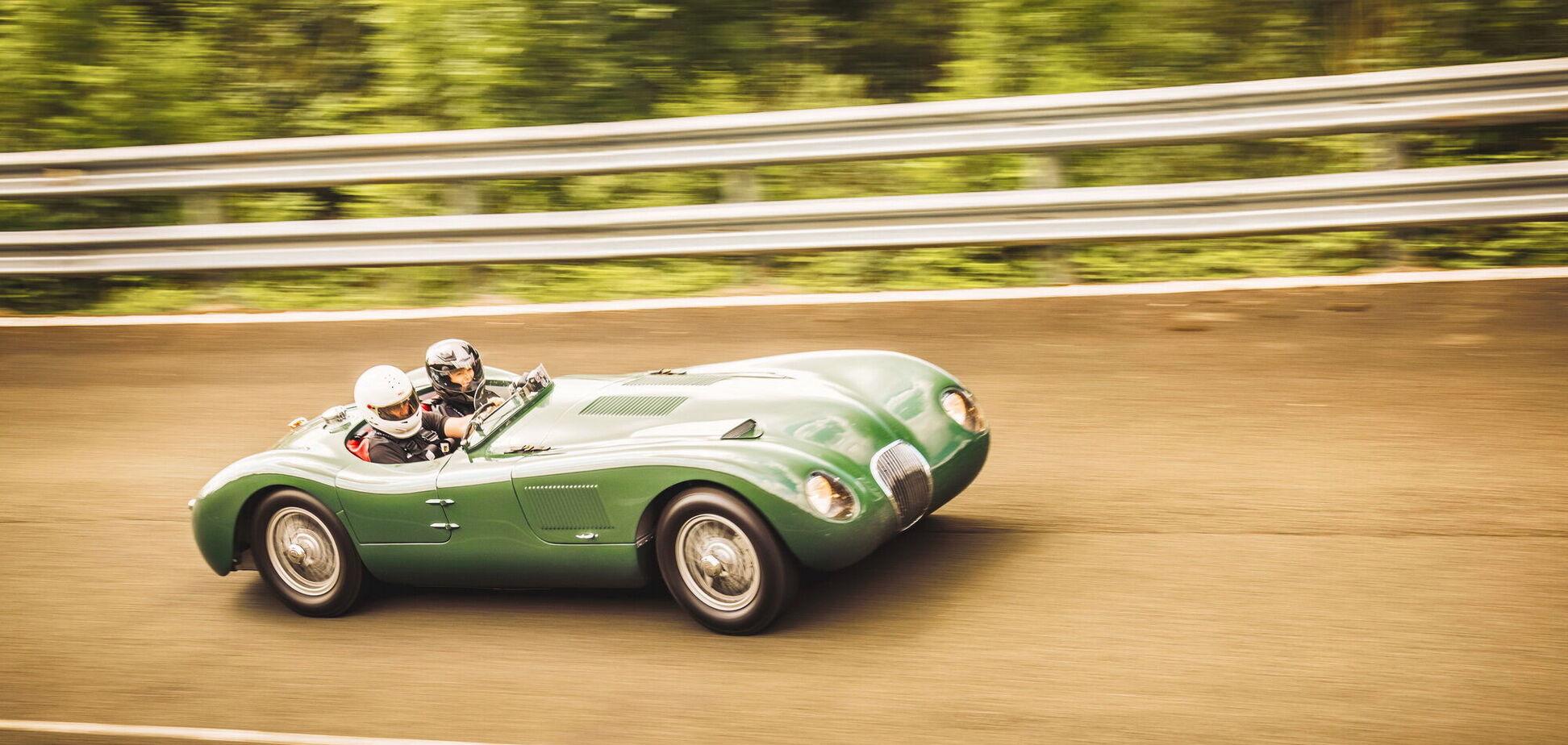 Jaguar презентував колекційну модель C-type Continuation