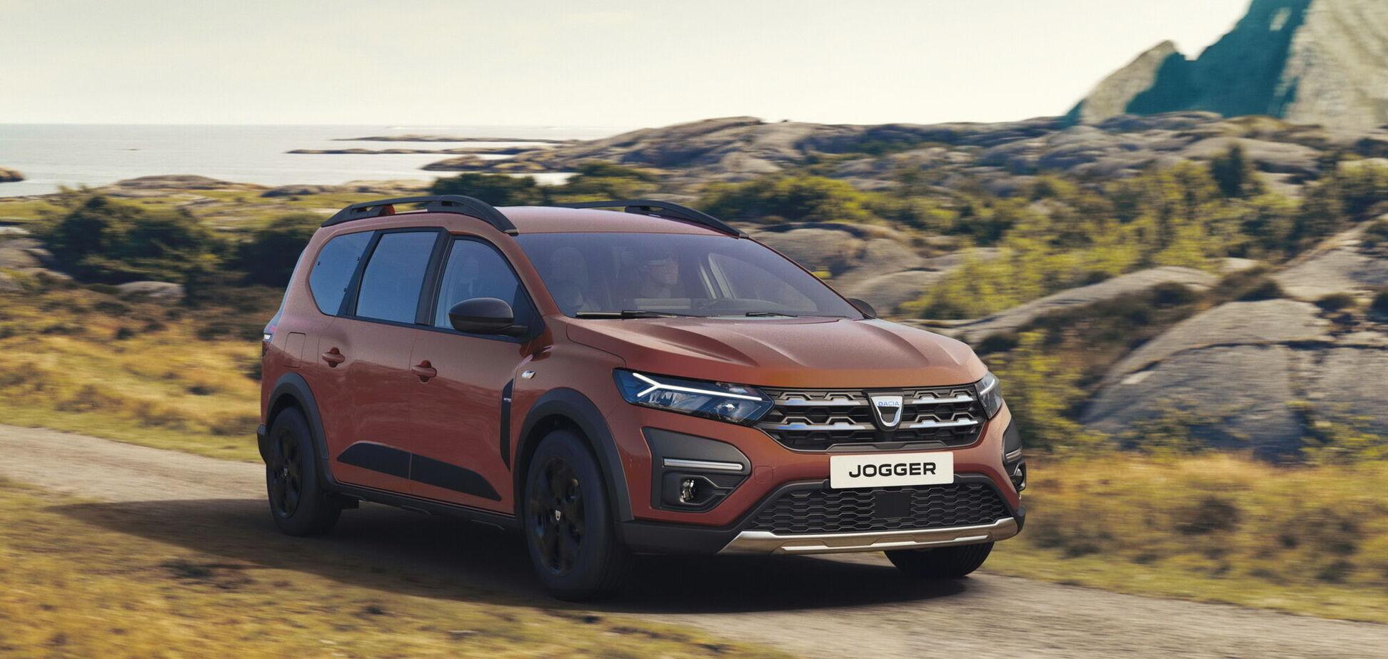 Renault презентовала универсал Jogger