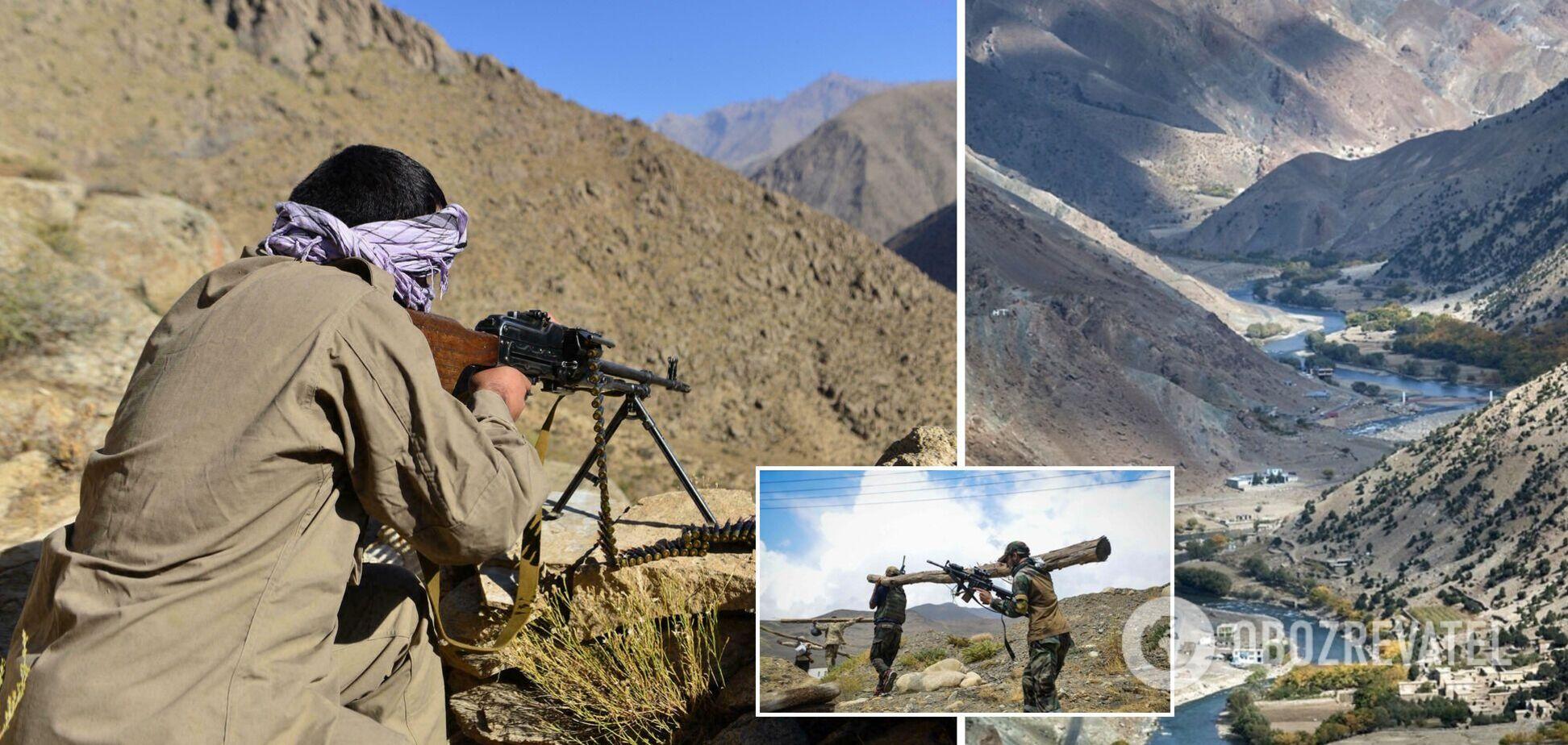 Талибы подавили сопротивление Панджшерской долины, остававшейся единственной непокоренной