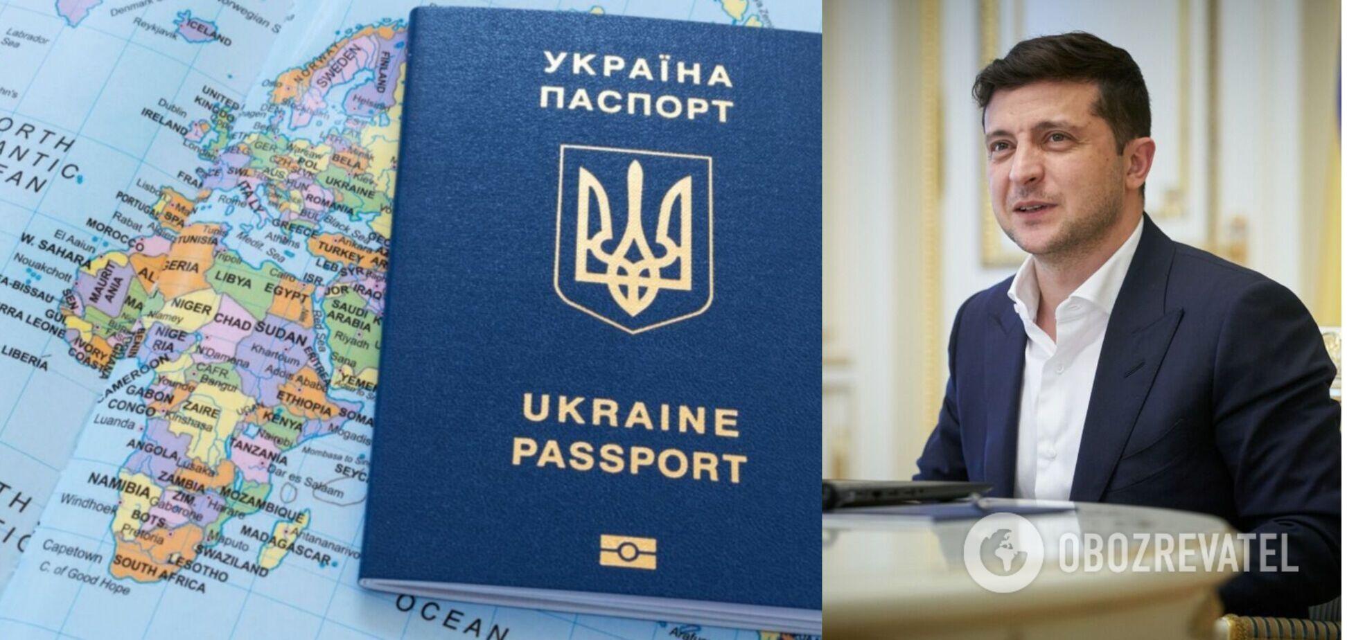 Зеленский поддержал идею введения двойного гражданства: парламент изучает этот вопрос