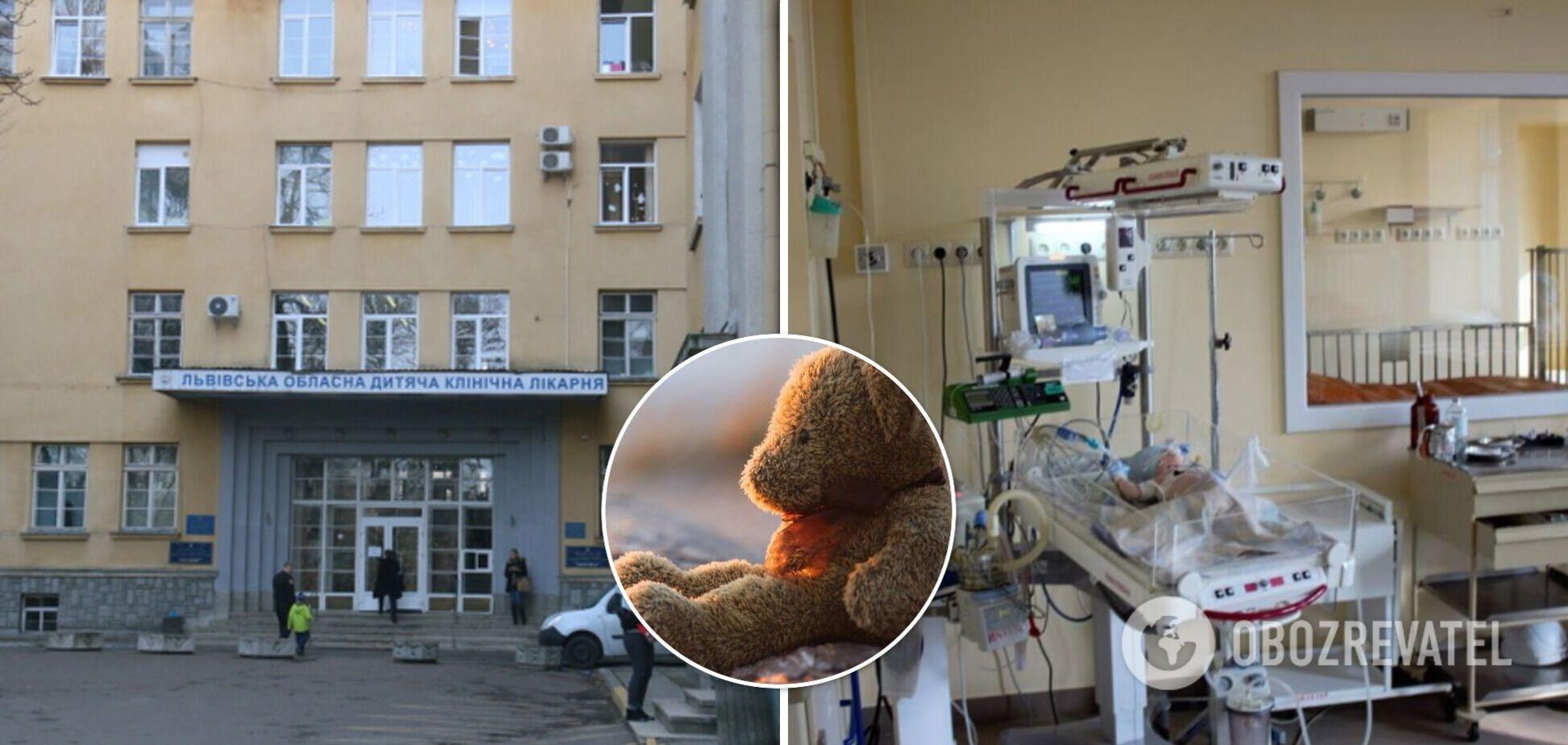 У Львові розгорівся скандал навколо смерті немовляти: батьки звинувачують у трагедії медиків
