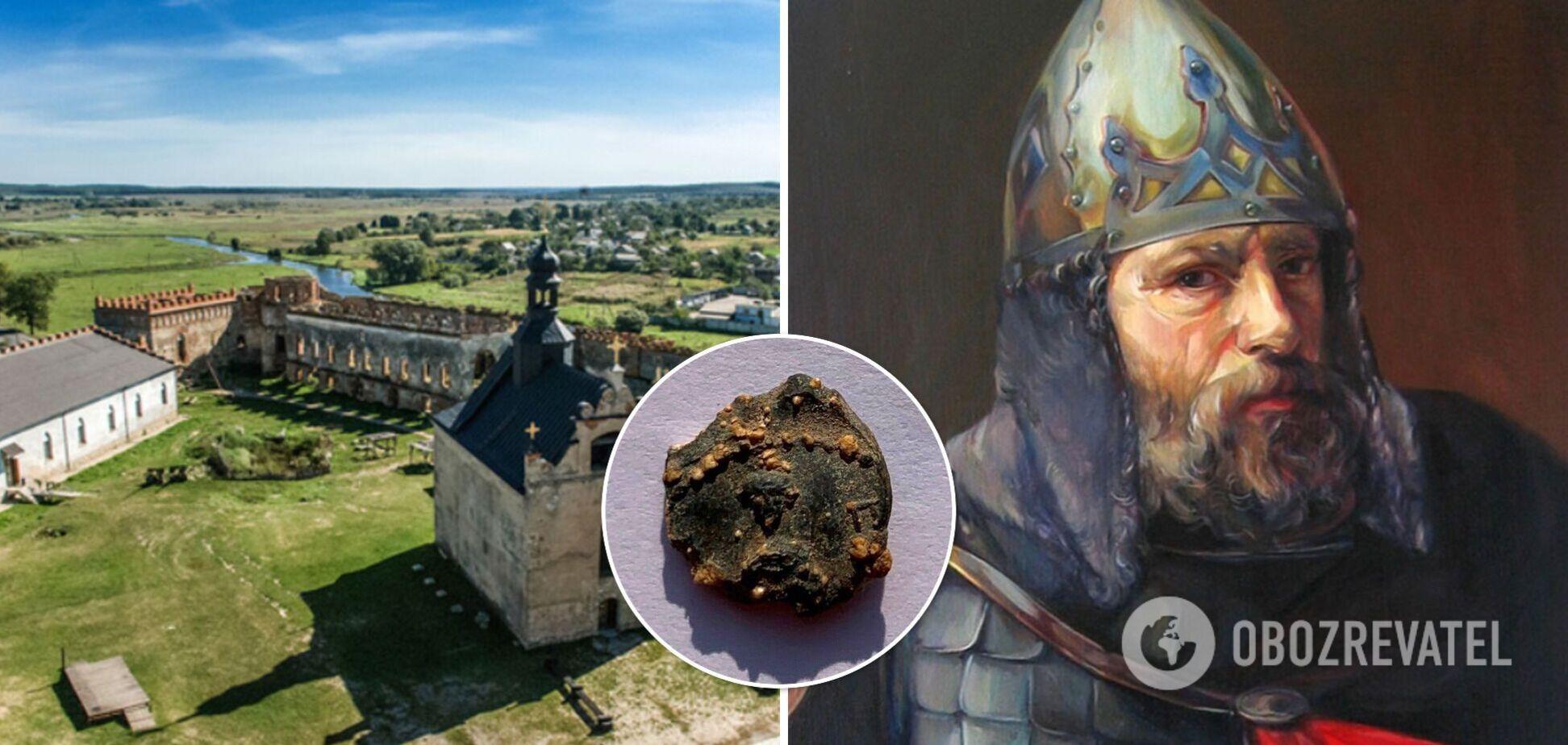 У Хмельницькій області археологи виявили печатки київського князя, яким 900 років. Фото