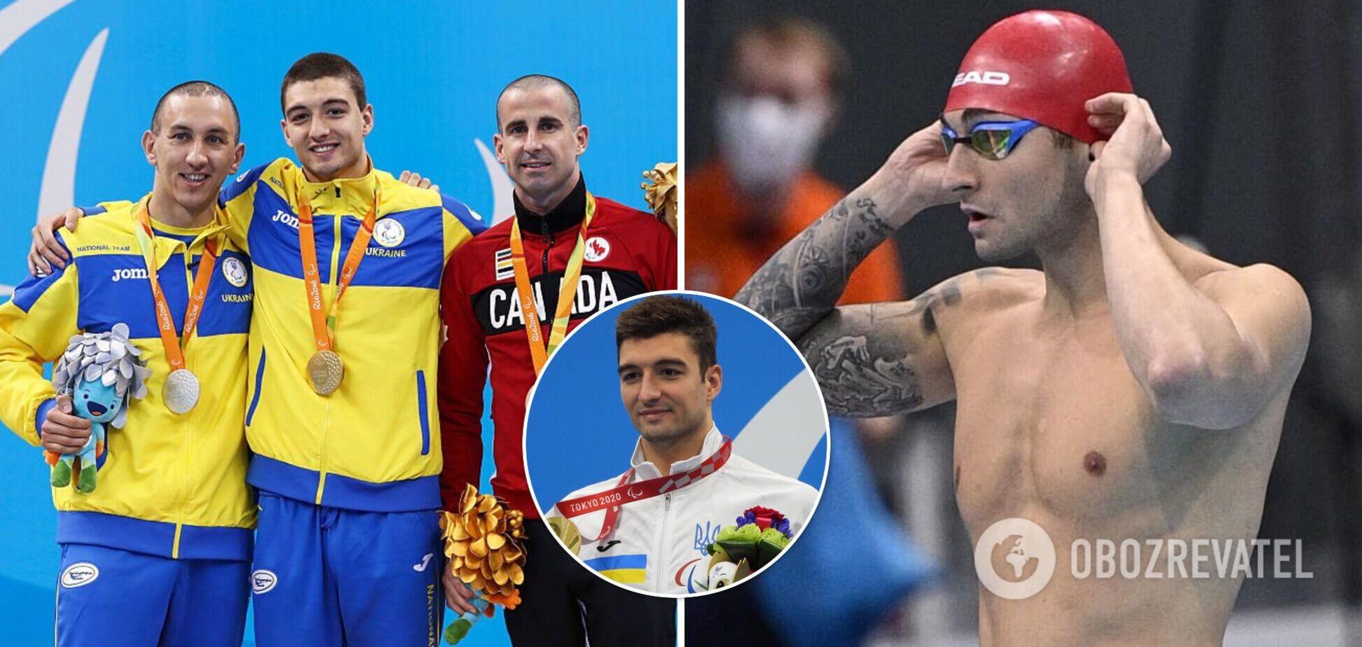 Готувався піти зі спорту: хто такий 10-кратний паралімпійський чемпіон з України Крипак
