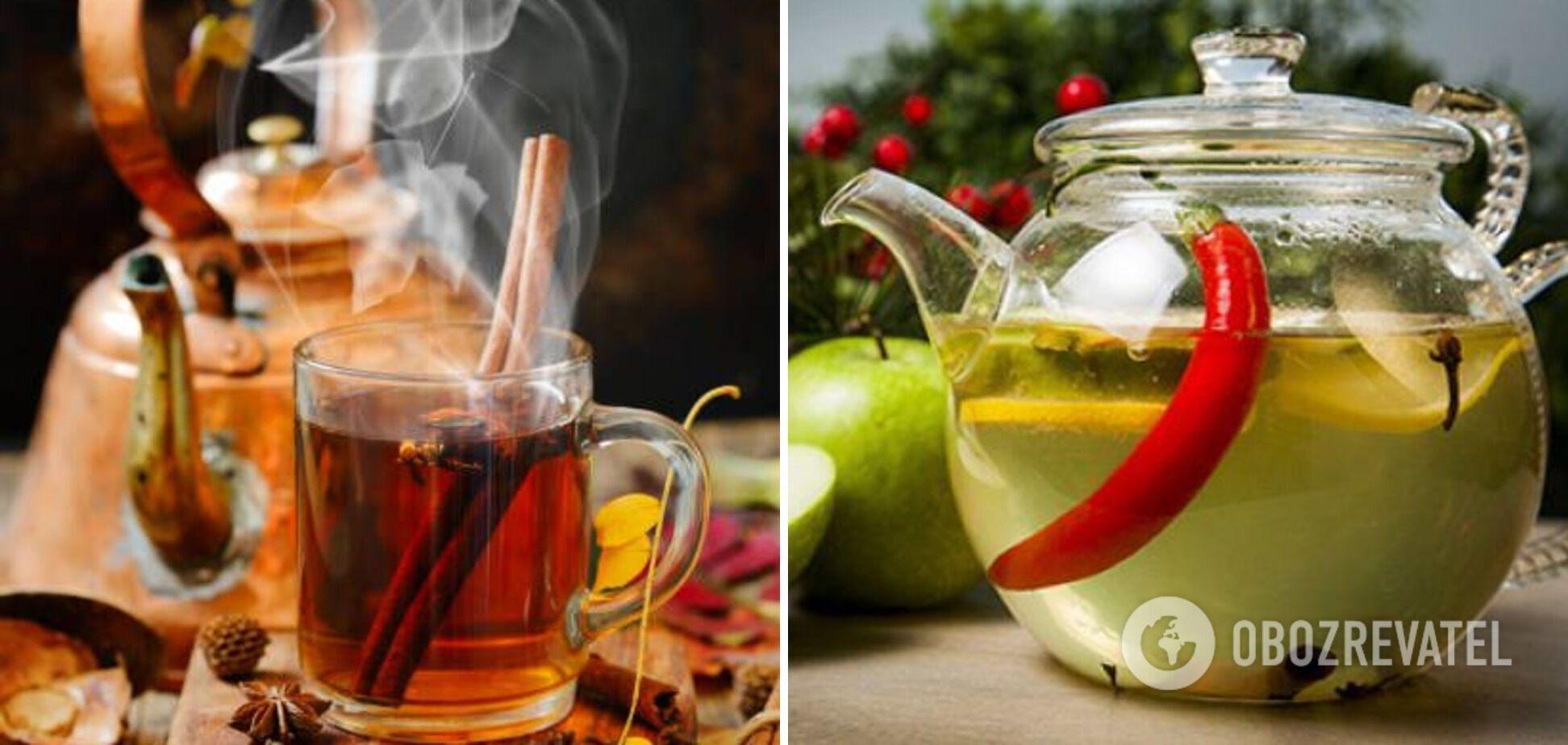 Напої, які допоможуть зігрітись у прохолодну погоду та зміцнити імунітет