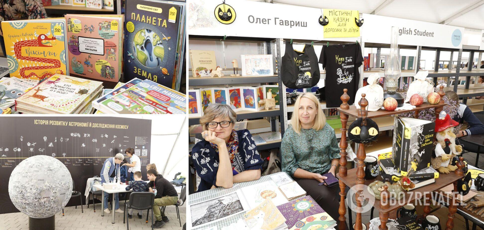 У Дніпрі на Фестивальному причалі стартував триденний IV Міжнародний книжковий фестиваль
