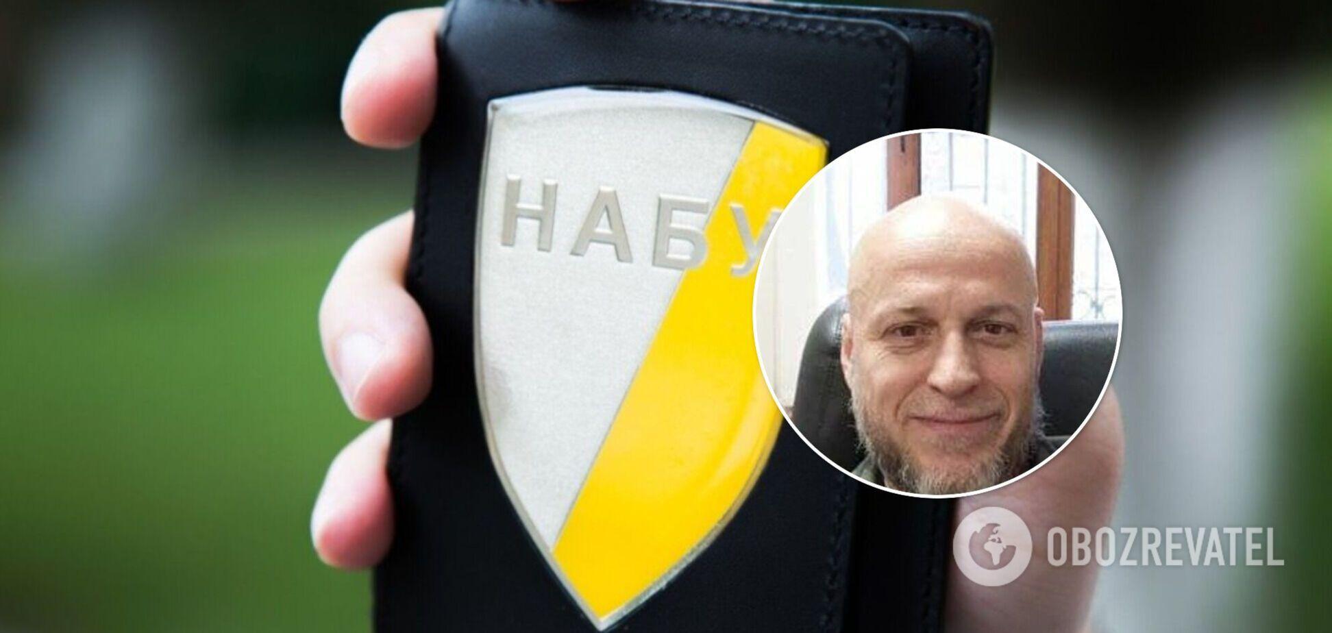 НАБУ розслідує участь Грабовського в поставках зброї