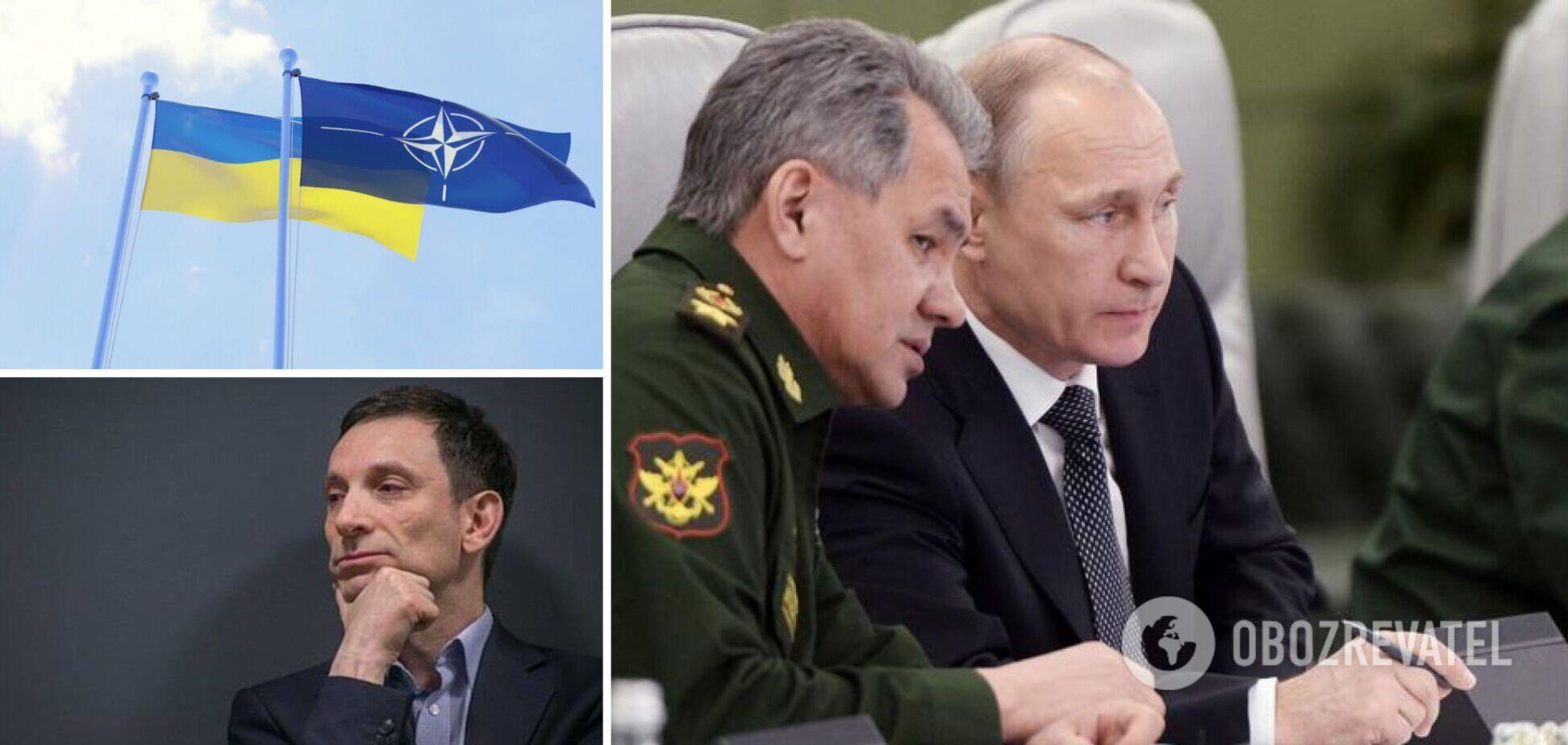 Портников: Україна в НАТО для Кремля – червона лінія, вони готові вдаватися до сили