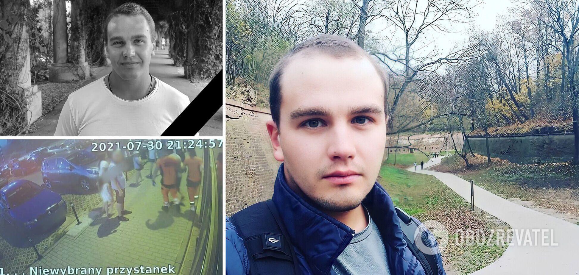 Били кулаками, дубинками, распыляли газ: украинец умер после издевательств полицейских в Польше