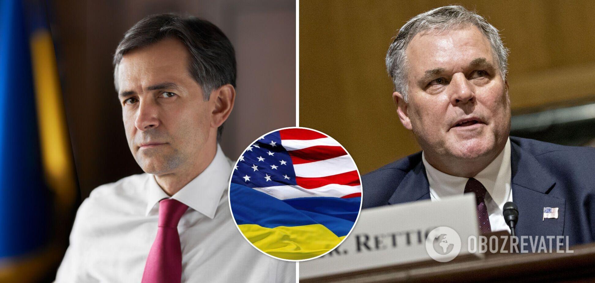 Украина и США усилят взаимодействие между налоговыми органами стран: Любченко рассказал о деталях встречи