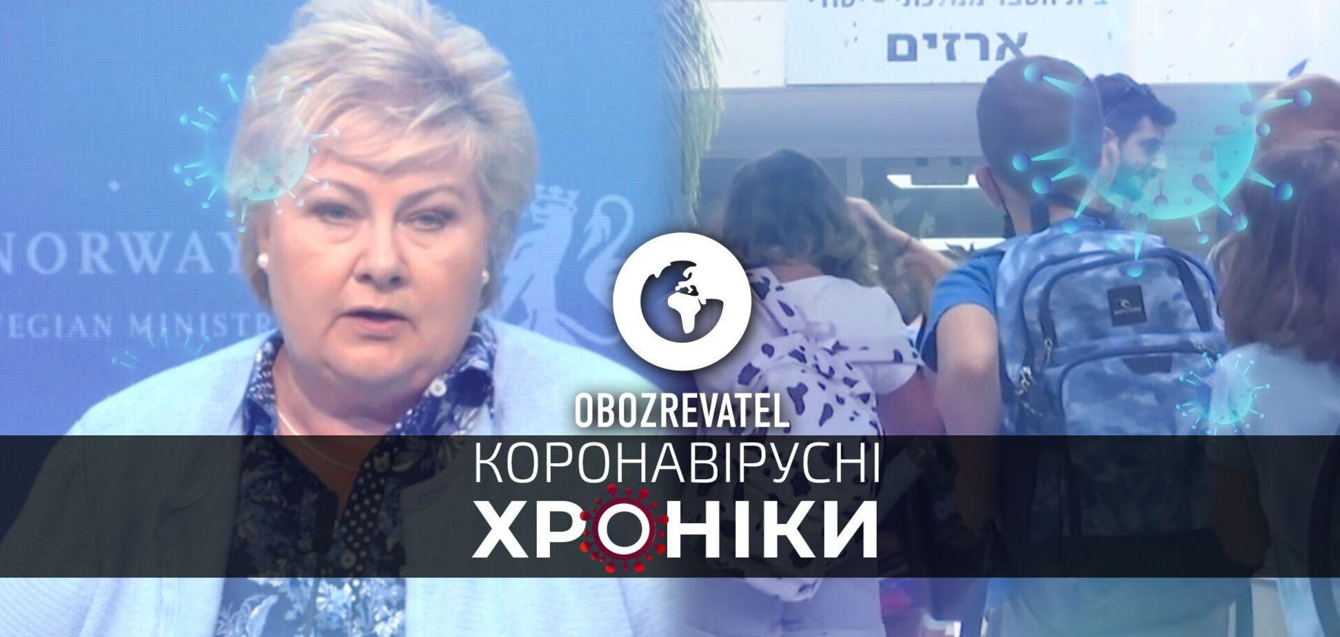 Відмова Словаччини від російської вакцини та вакцинація дітей в Ізраїлі – коронавірусні хроніки