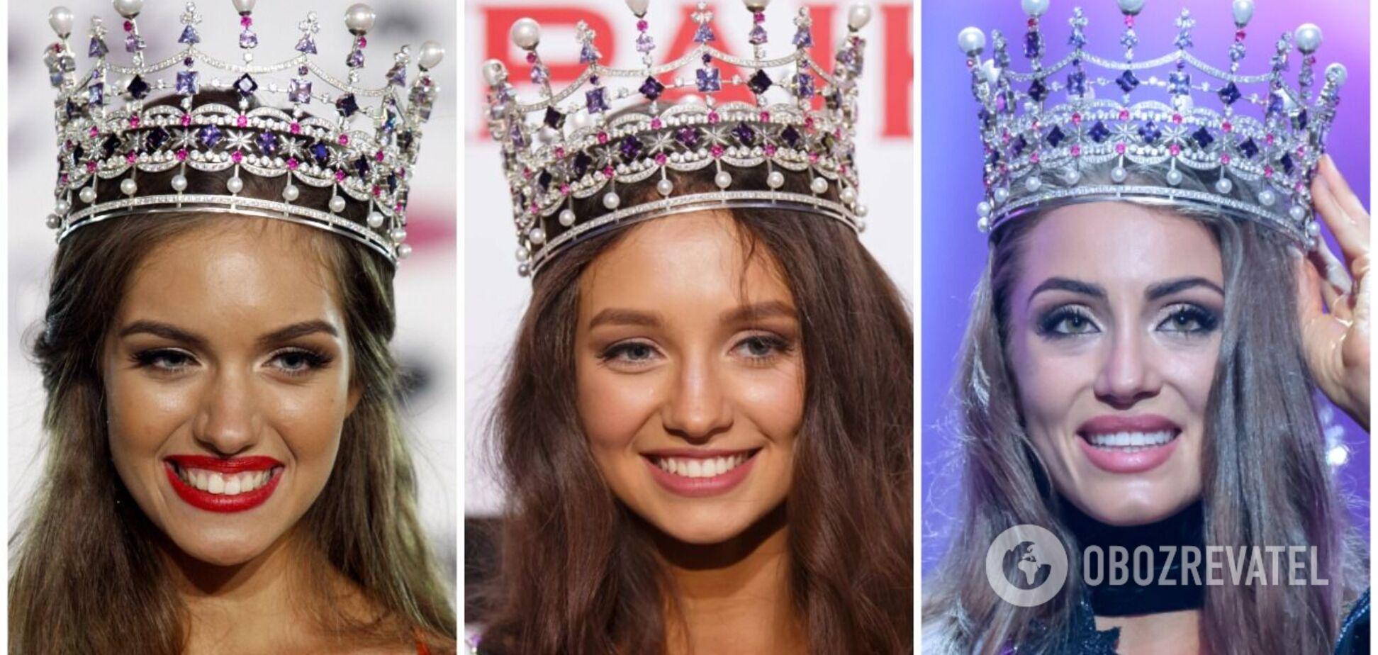 В жизни повезло не всем: как сложились судьбы победительниц 'Мисс Украина'. Фото