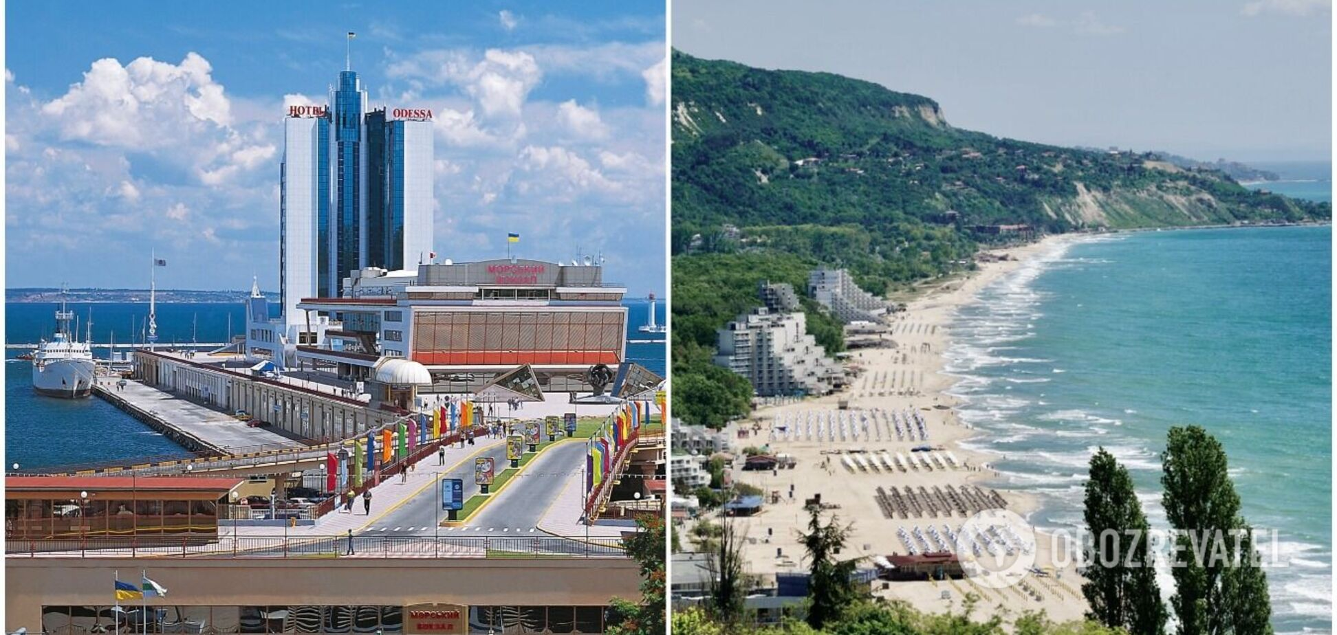 Одеса або закордонний курорт: куди дешевше поїхати на відпочинок в оксамитовий сезон