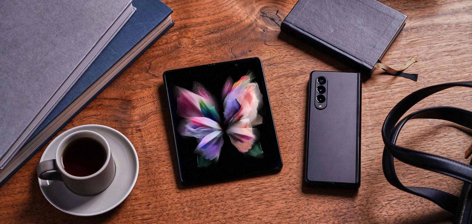 Мир раскрывается наново: Samsung представил Galaxy Z Fold3 и Z Flip3