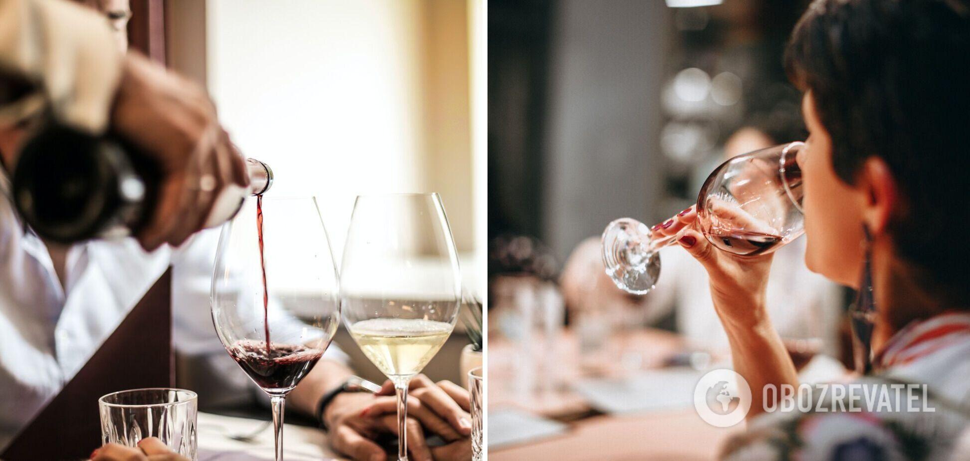 Який келих обрати для вина