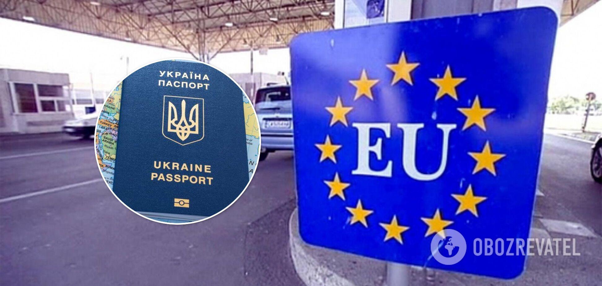 ЕС выдвинул Украине неприемлемую 'рекомендацию' для сохранения безвиза – СМИ
