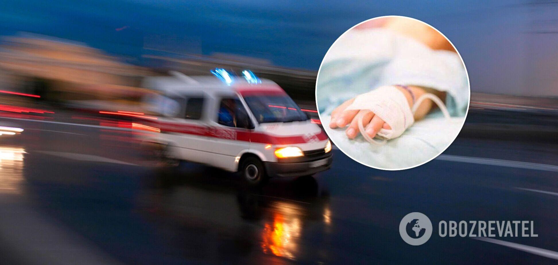 В Херсоне мужчина случайно проломил голову ребенку: малыш чудом выжил