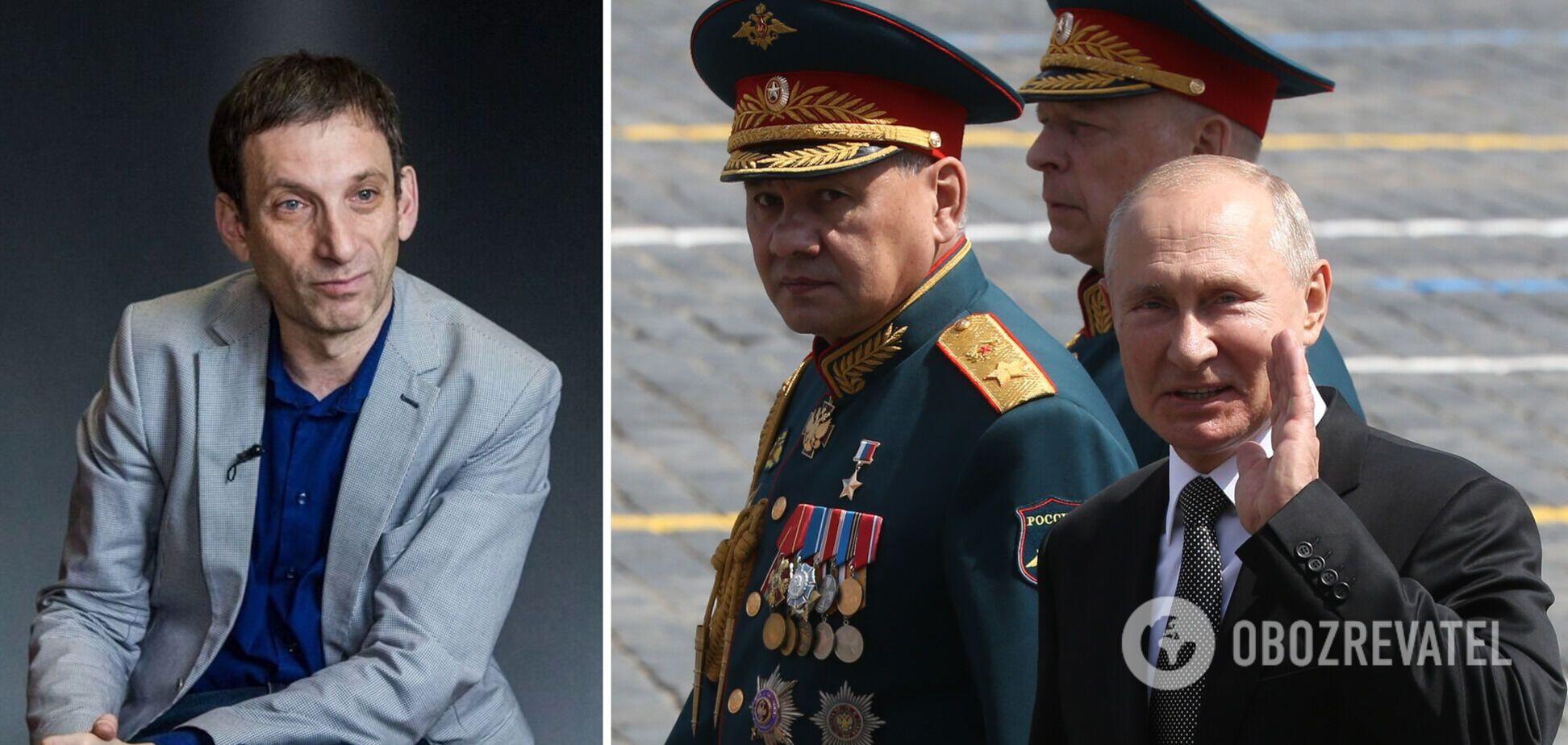 Війна з Росією триватиме десятиріччя, сказав Портников