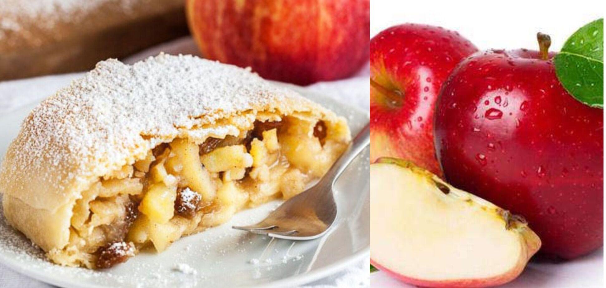 Яблочный штрудель – нелюбимый десерт советской власти: семейный рецепт