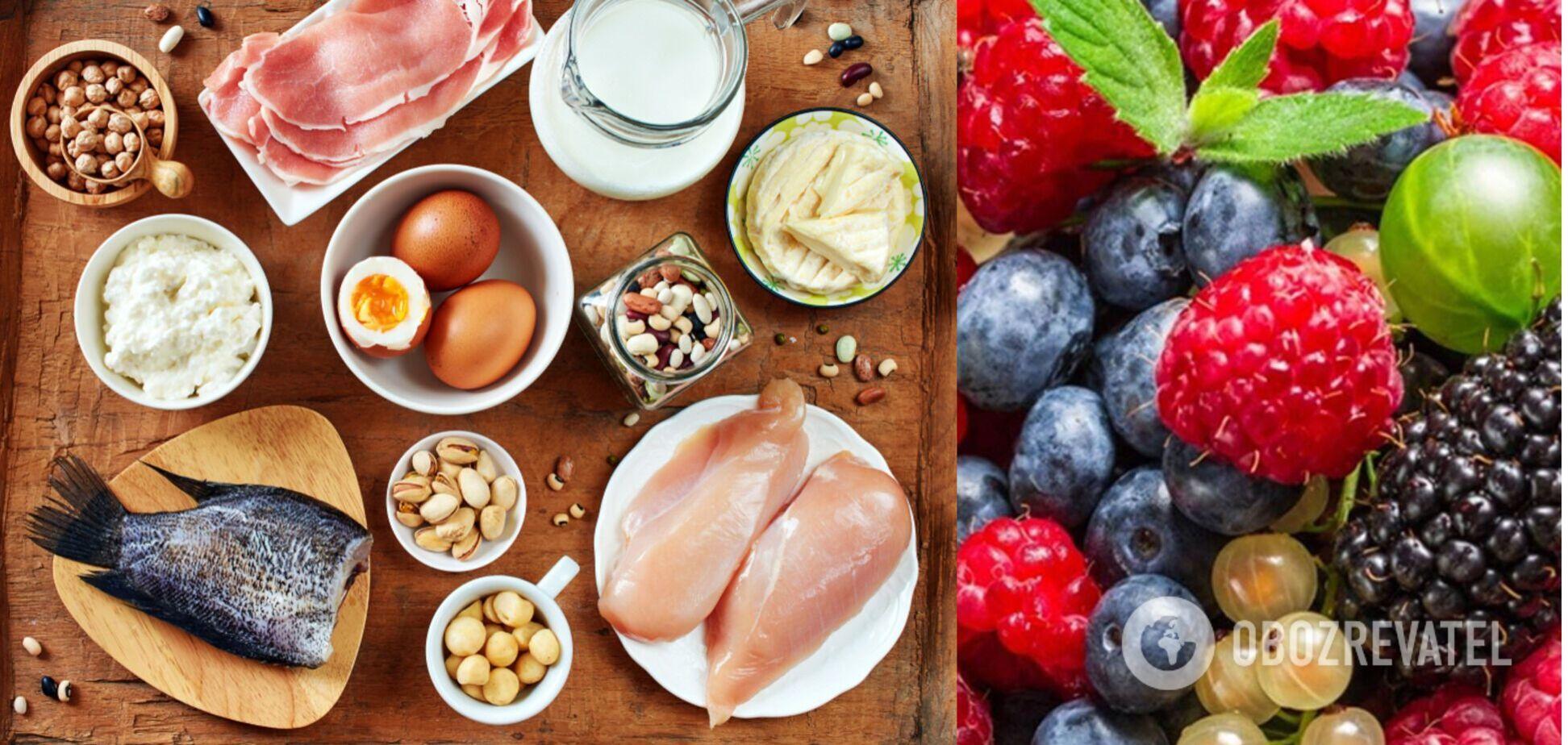 Що їсти, щоб не померти з голоду під час дієти?