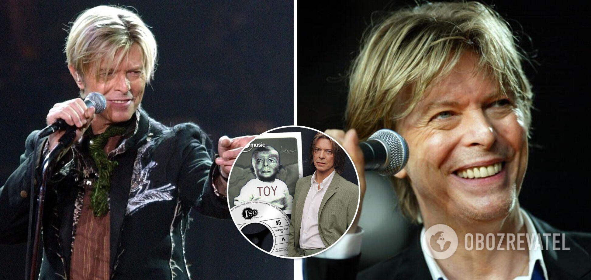 Альбом Дэвида Боуи 'Toy' выпустят спустя 20 лет: в чем его особенность