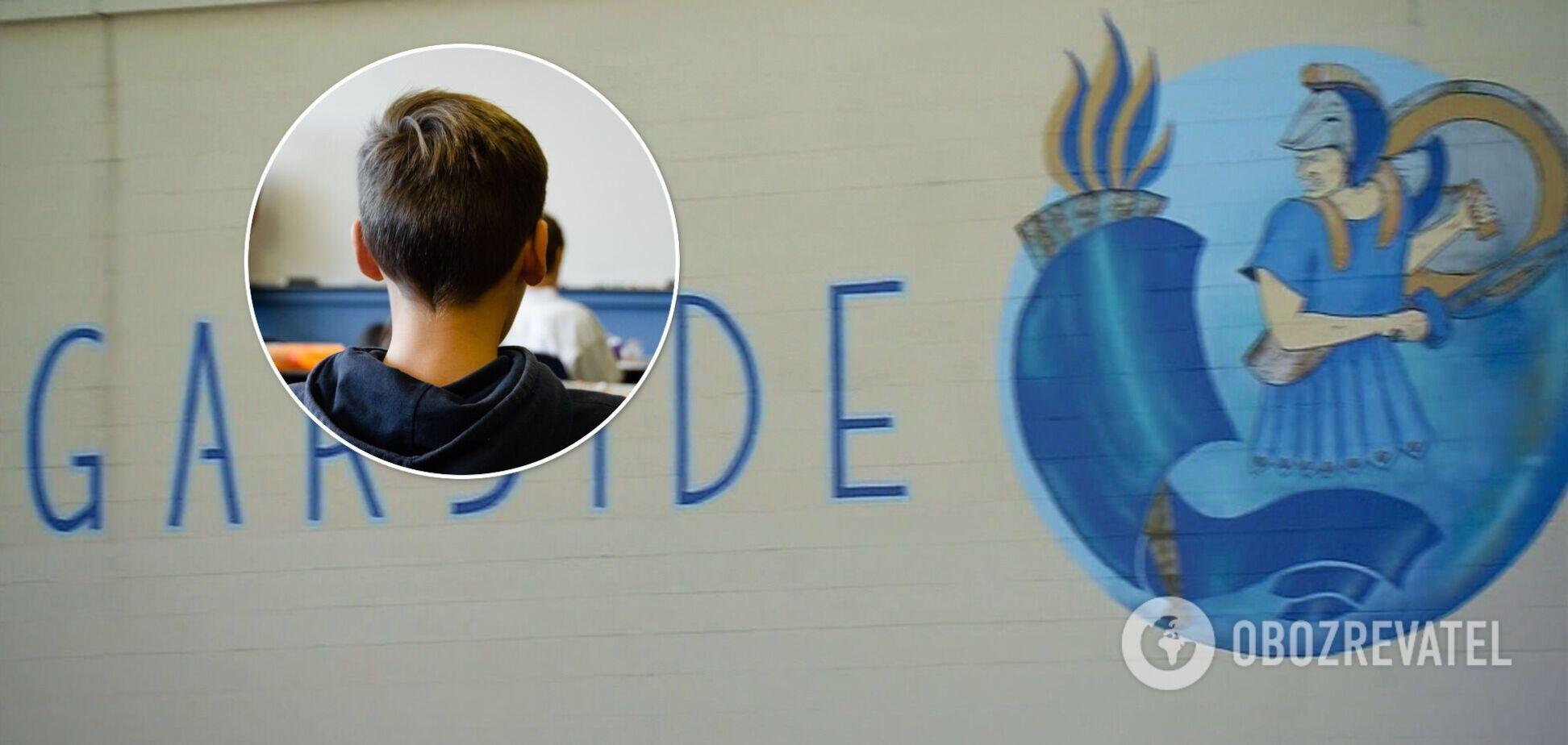 11-річний школяр робив вправу на розпеченому асфальті