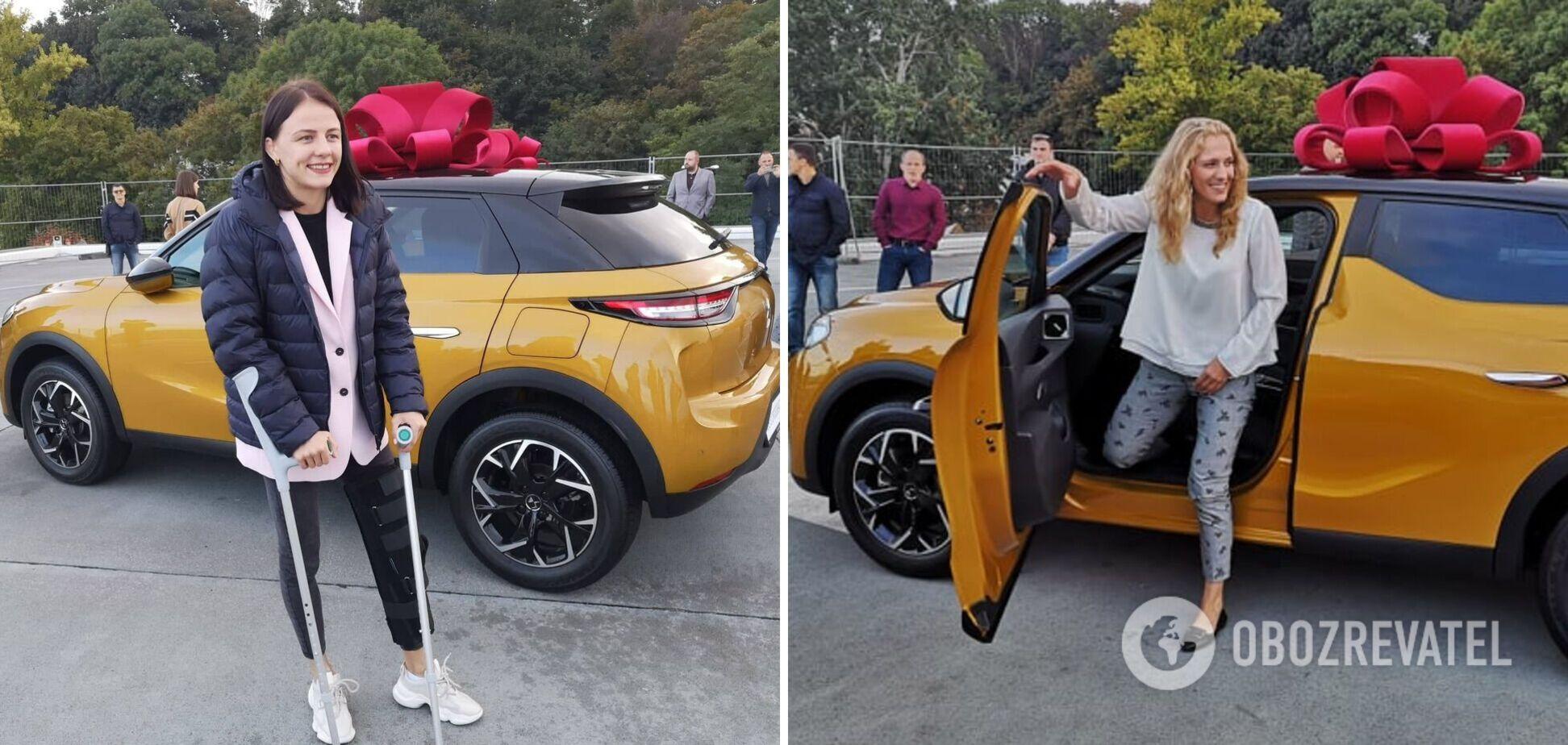 'Буду по ночам сторожить машину': призеры Олимпиады-2020 нашли новенькие авто