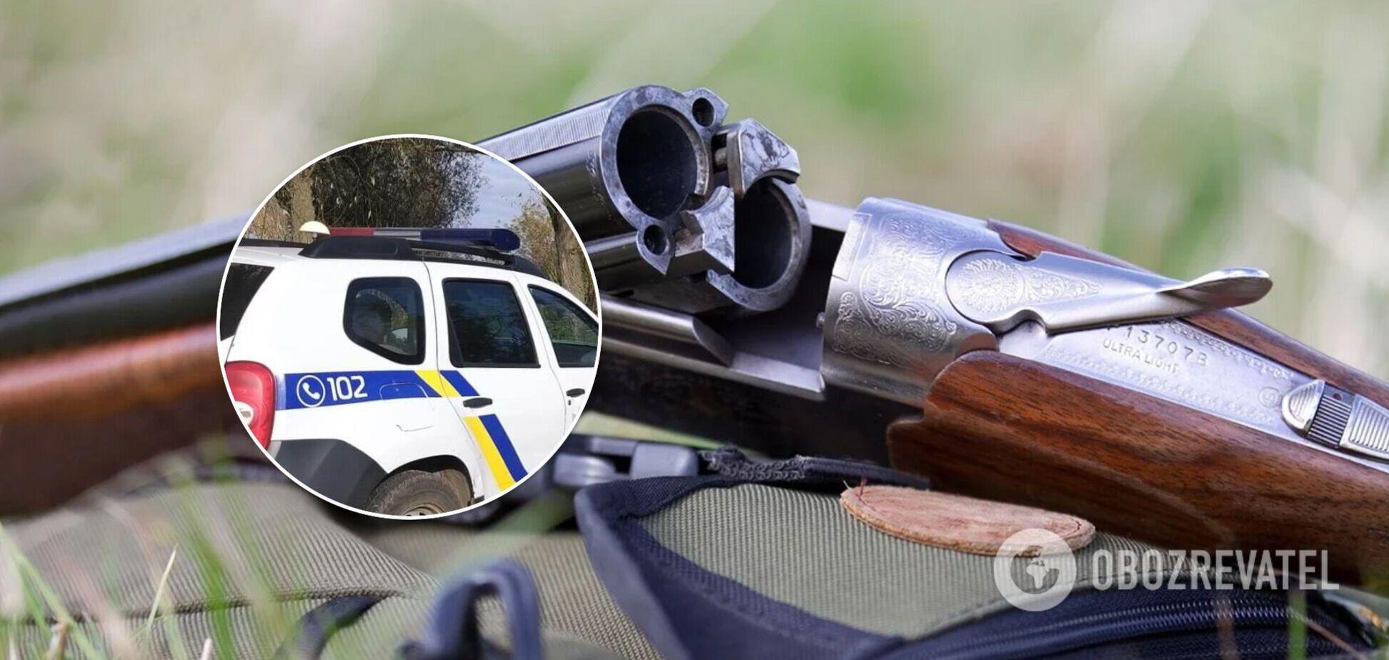 Поліцейські знешкодили стрільця
