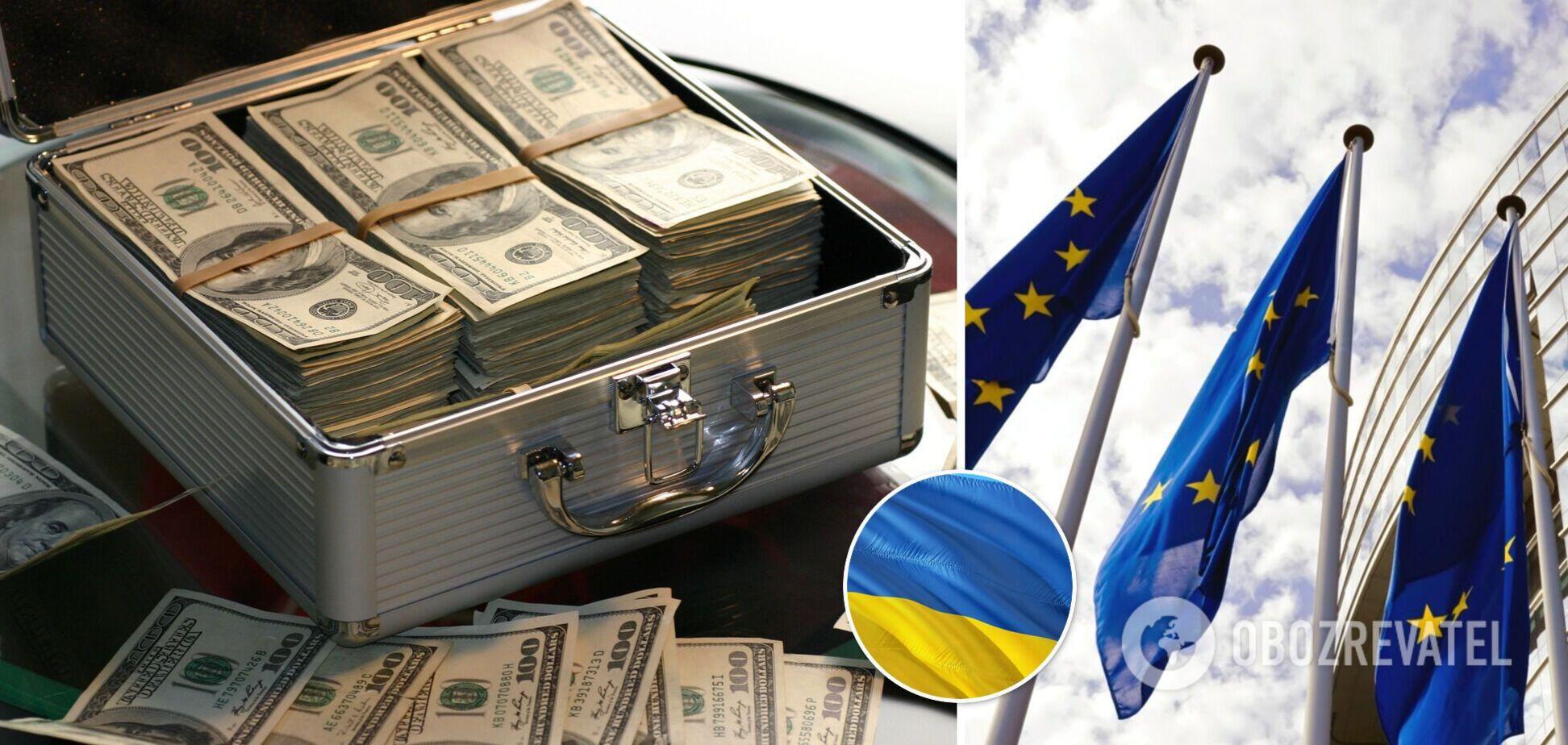В ЄС висловилися про корупцію в Україні
