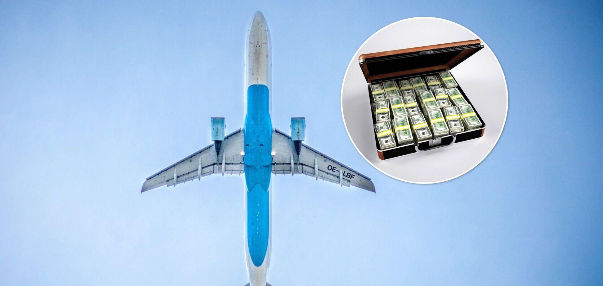 Суд зобов'язав авіакомпанію з ЄС виплатити 150 тис. Грн Україні