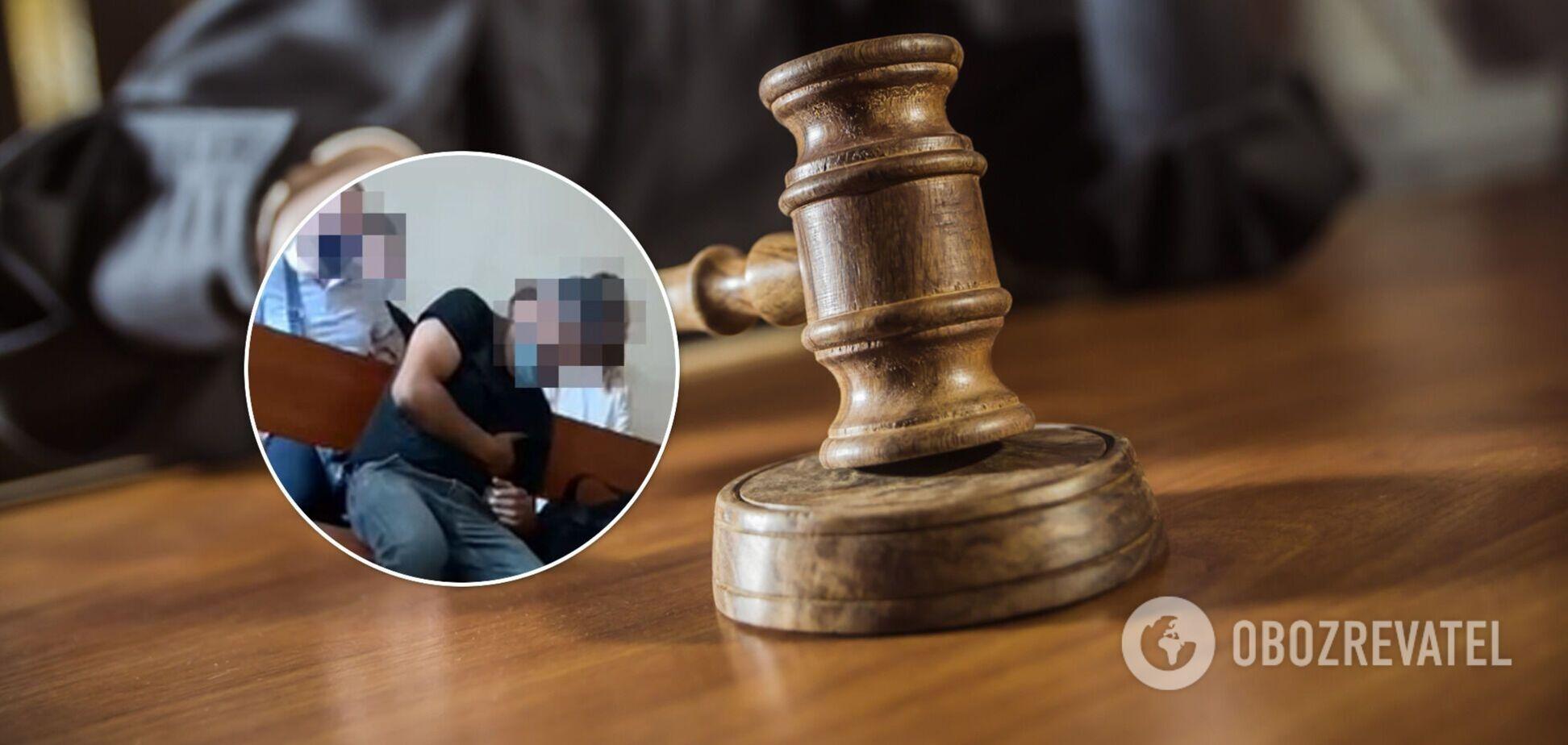 В Харькове иностранец изнасиловал девушку, проникнув в ее квартиру: его будут судить. Фото