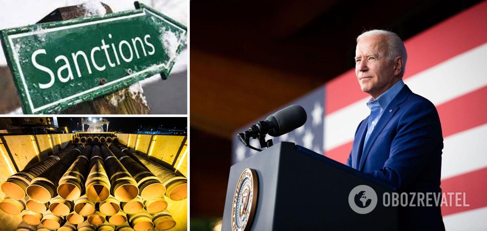 Байдена розкритикували в Конгресі за відмову від санкцій проти 'Північного потоку-2'