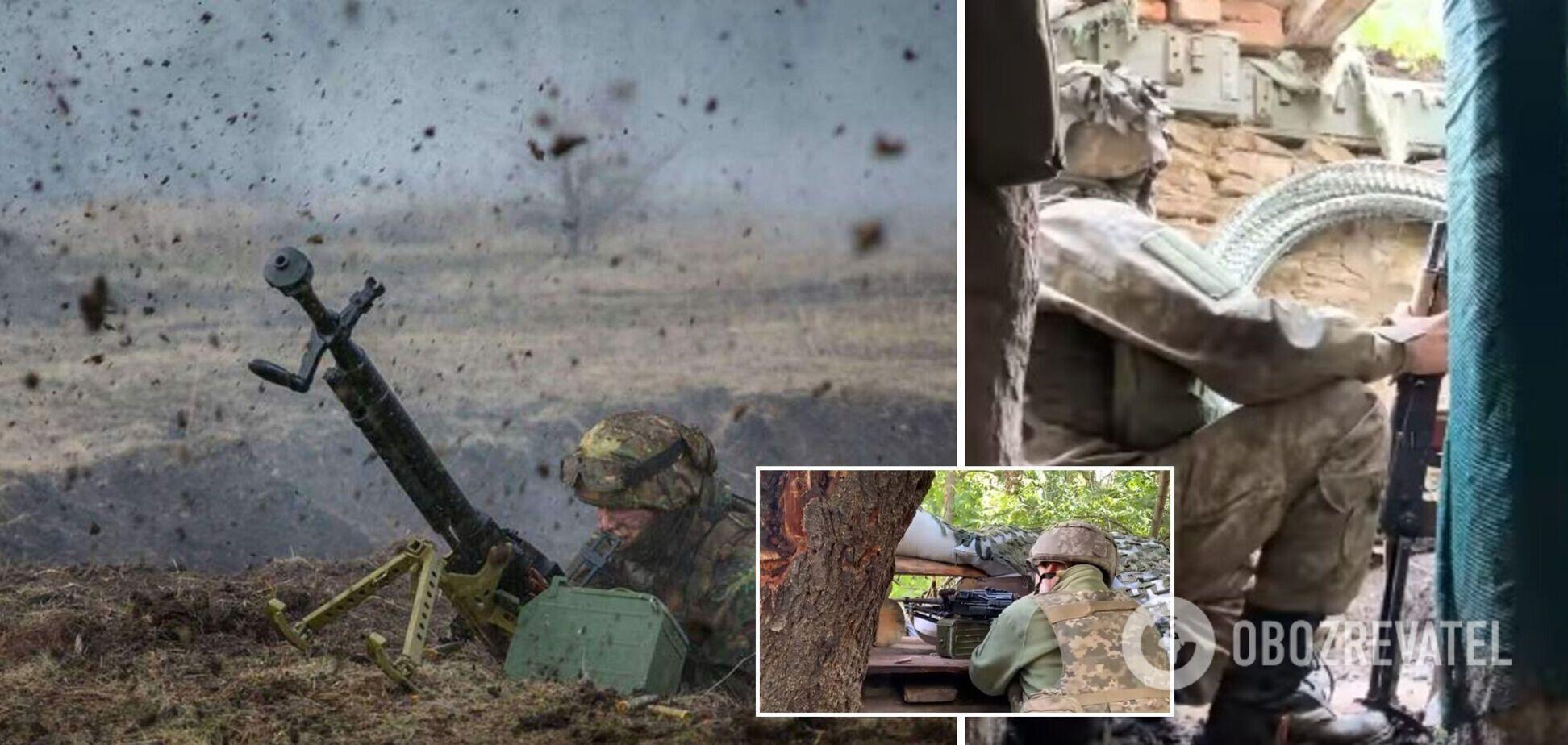 Украинские журналисты попали под обстрел на Донбассе: видео из блиндажа
