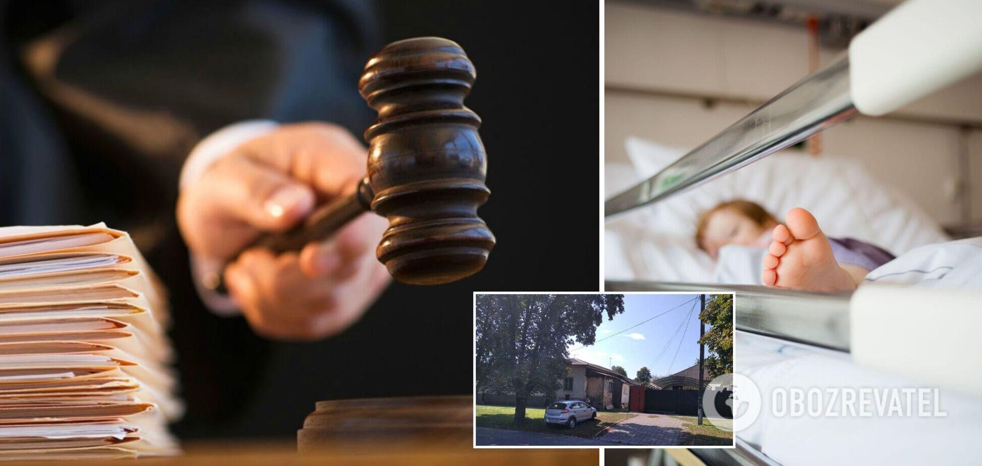 Знущання з 6-річного хлопчика у Черкасах: суд заарештував дідуся дитини