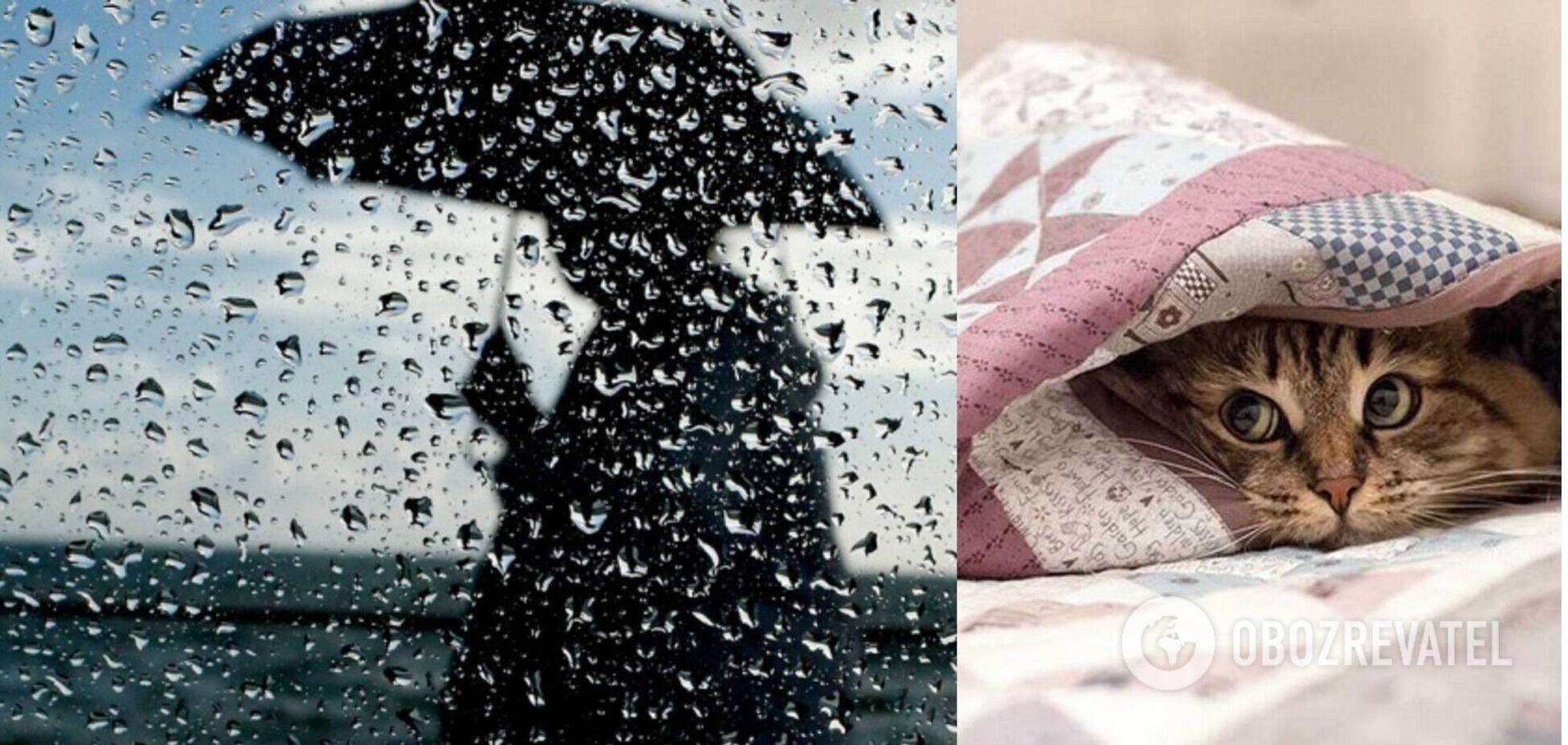В Україні оголосили штормове попередження: які області накриє потужна негода