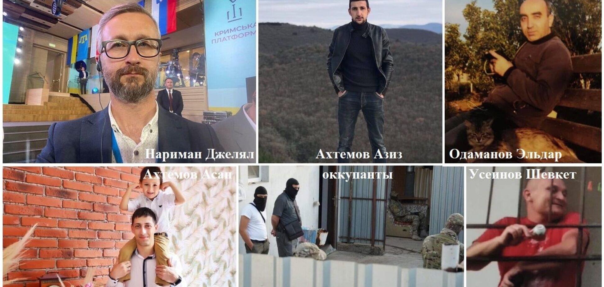Новини Кримнаша. Окупанти викрали п'ять кримських татар