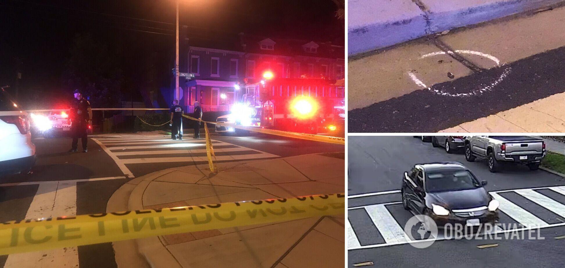 В Вашингтоне произошла стрельба: погибли три человека, еще трое ранены. Фото и все подробности