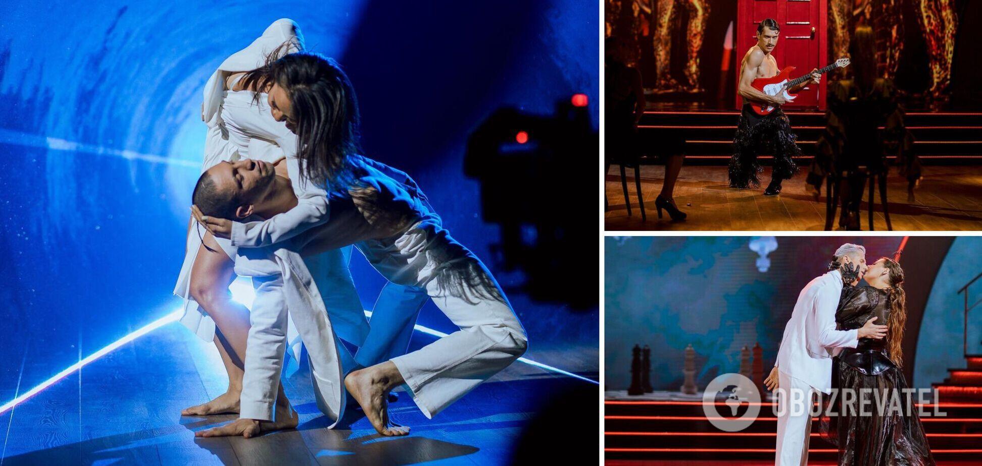 Единица от жюри и откровения участников: как прошел первый выпуск 'Танців з зірками 2021'