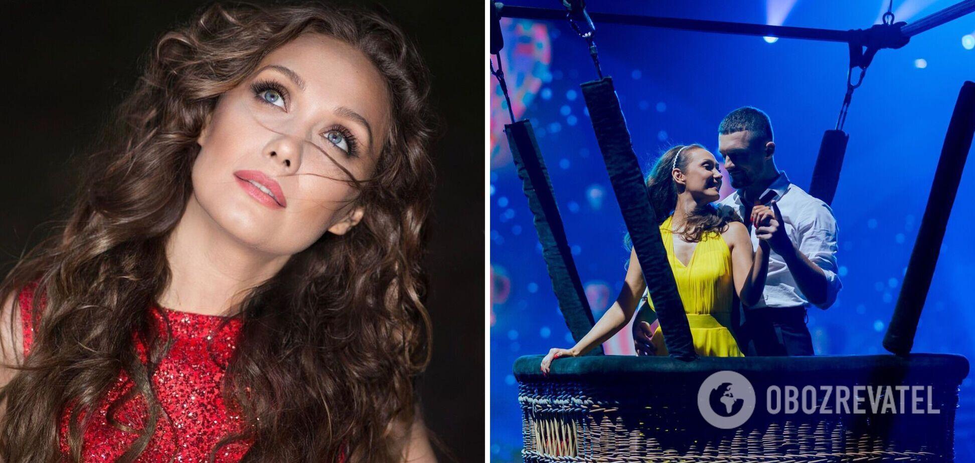 Евгения Власова со слезами рассказала, как после болезни решила участвовать в 'Танцях з зірками'