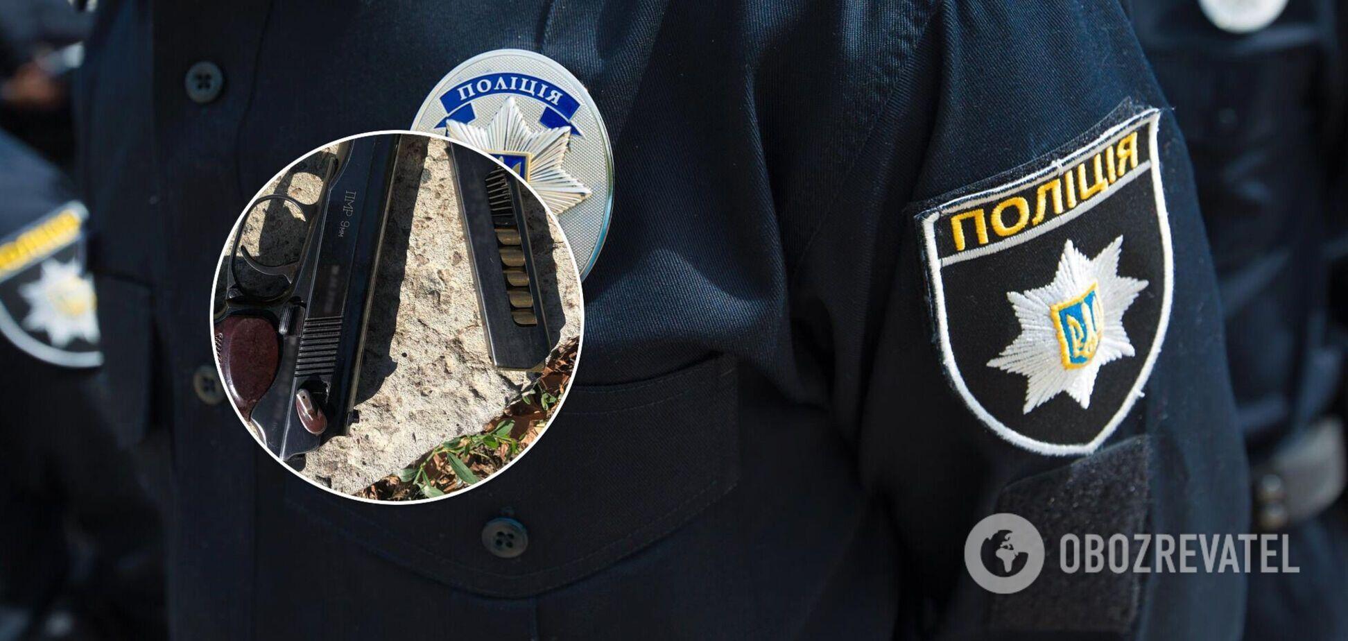 У Харкові конфлікт водіїв на дорозі обернувся стріляниною: в поліції розкрили деталі. Фото