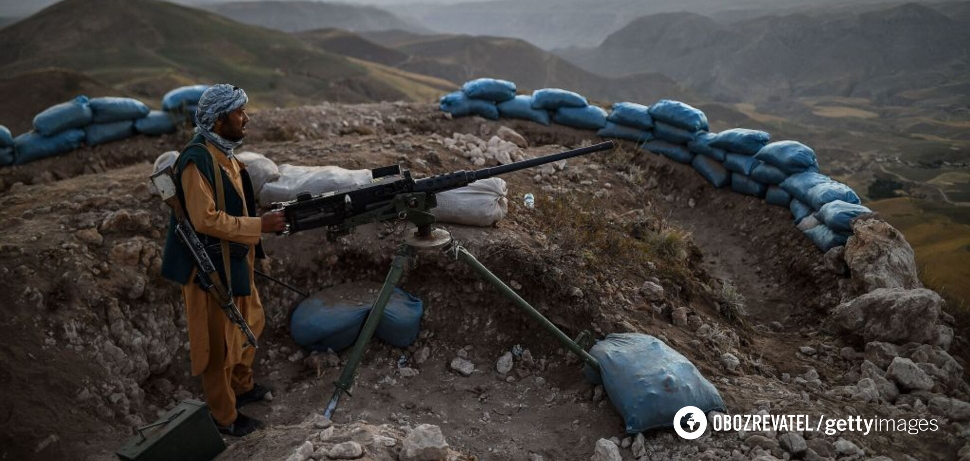 Бої за Панджшер: таліби заявили про захоплення провінції, сили опору зазнали великих втрат