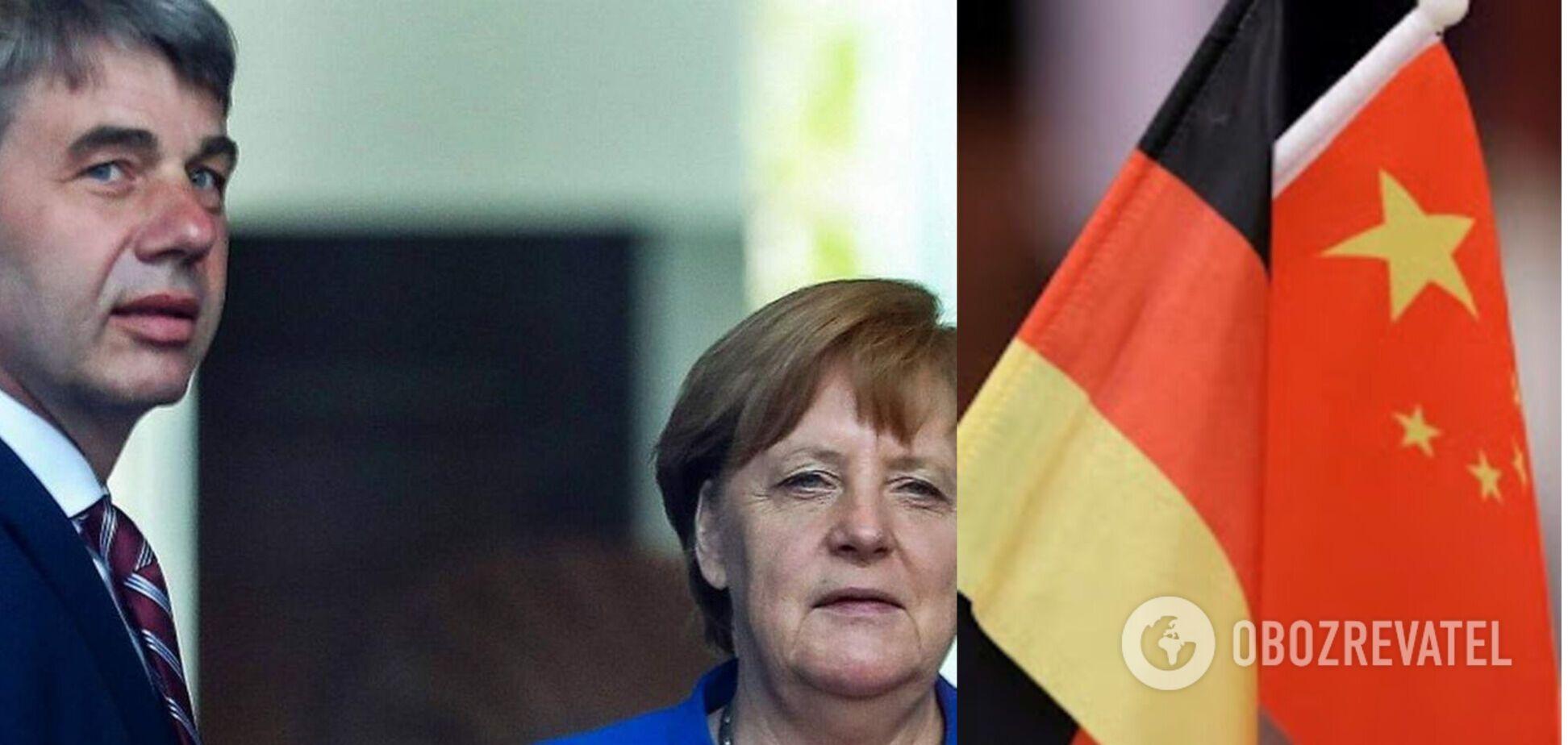 У Китаї помер новопризначений посол Німеччини, який раніше був радником Меркель