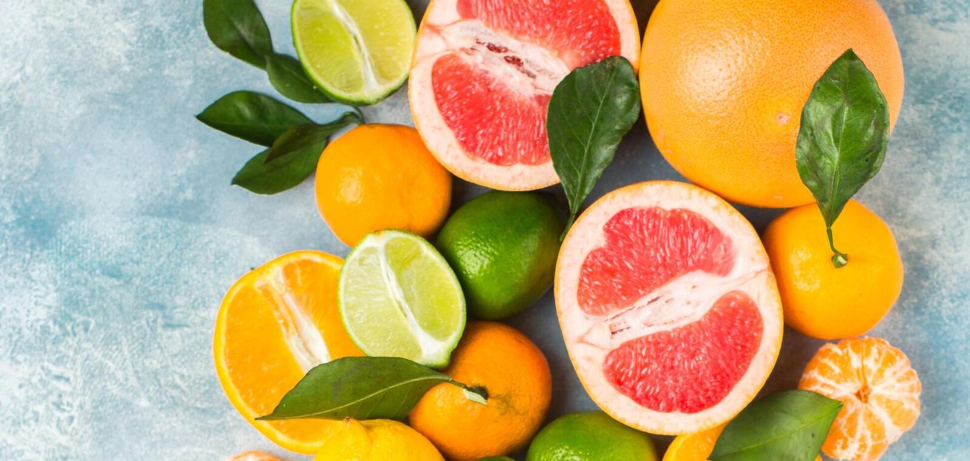 Корисні фрукти