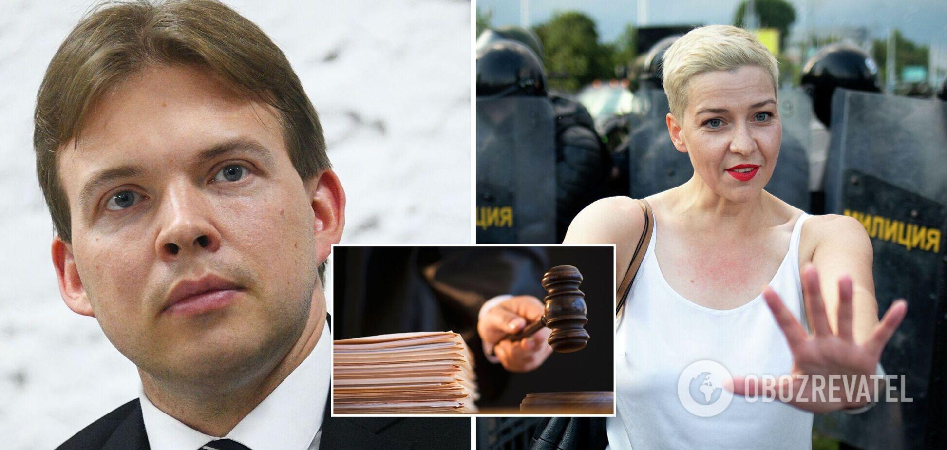 У Білорусі винесли жорсткий вирок двом опозиціонерам: суд проходив у закритому режимі