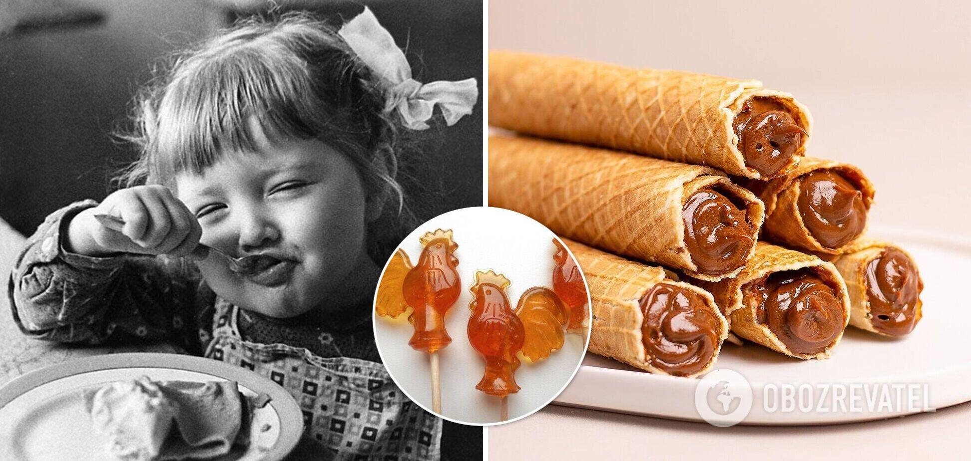 Якими були справжні солодощі в СРСР