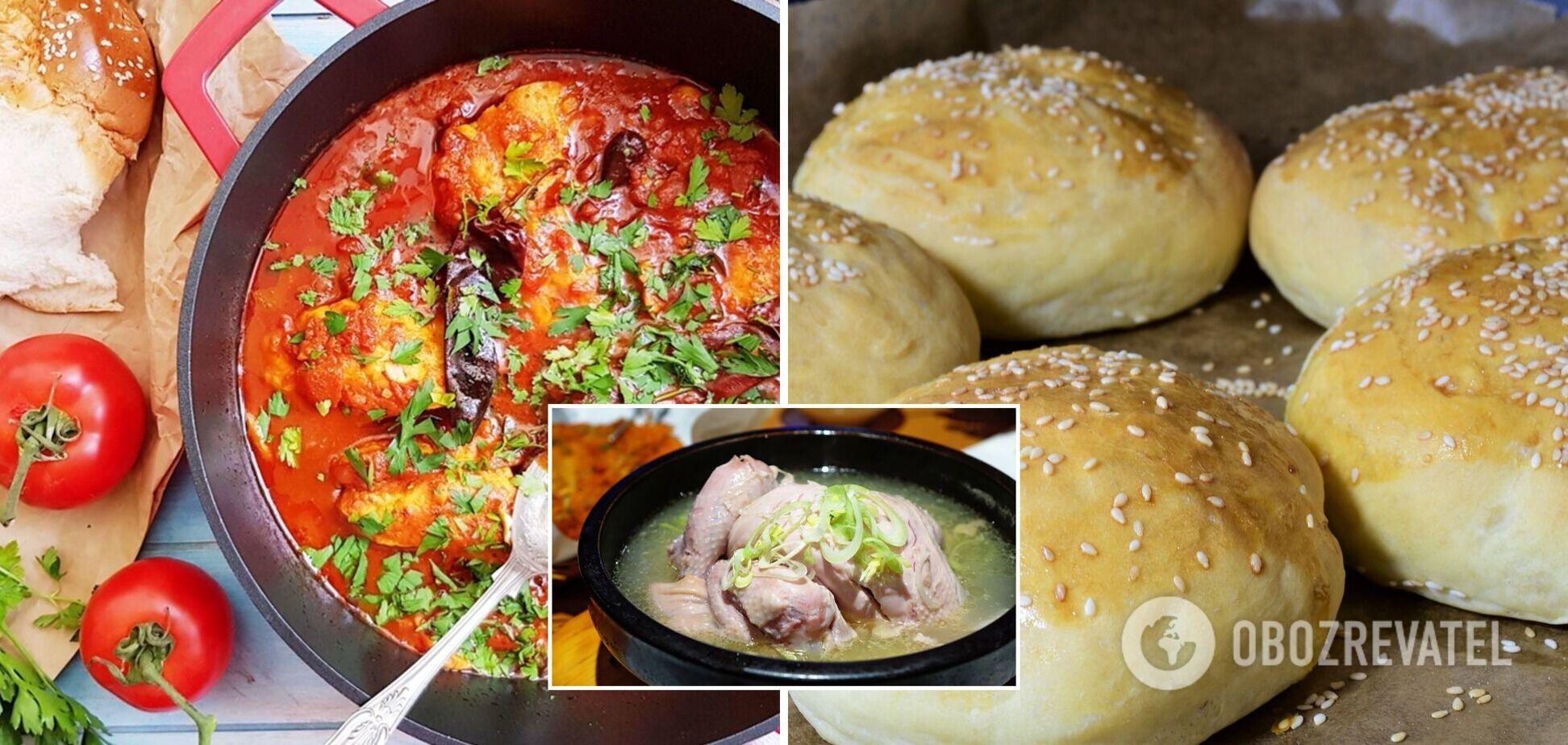 Традиційні страви на єврейський Новий рік